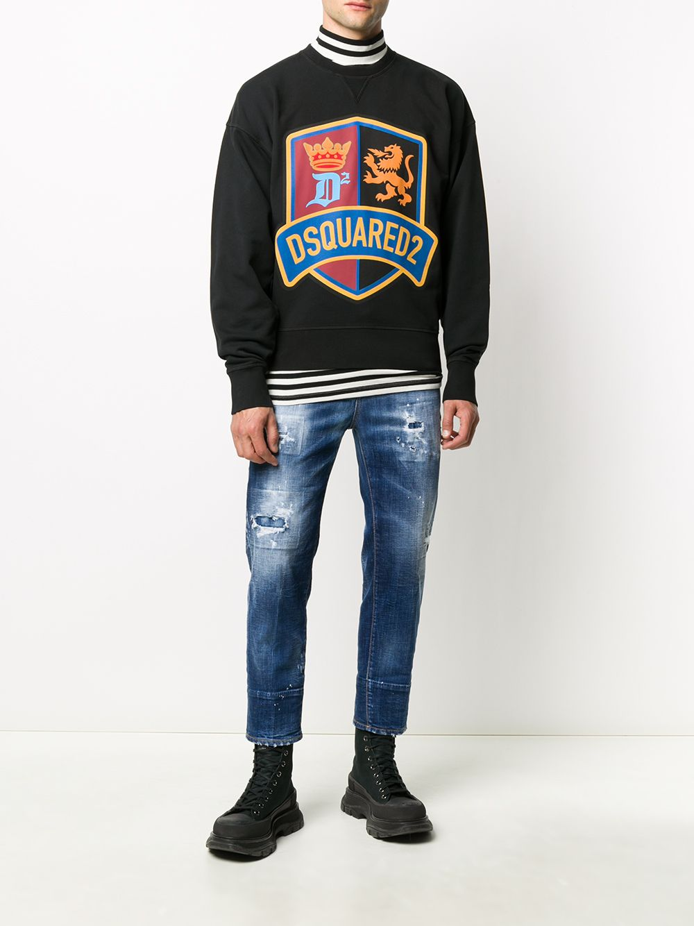 Immagine di Dsquared2 | Brad Carrot Jeans