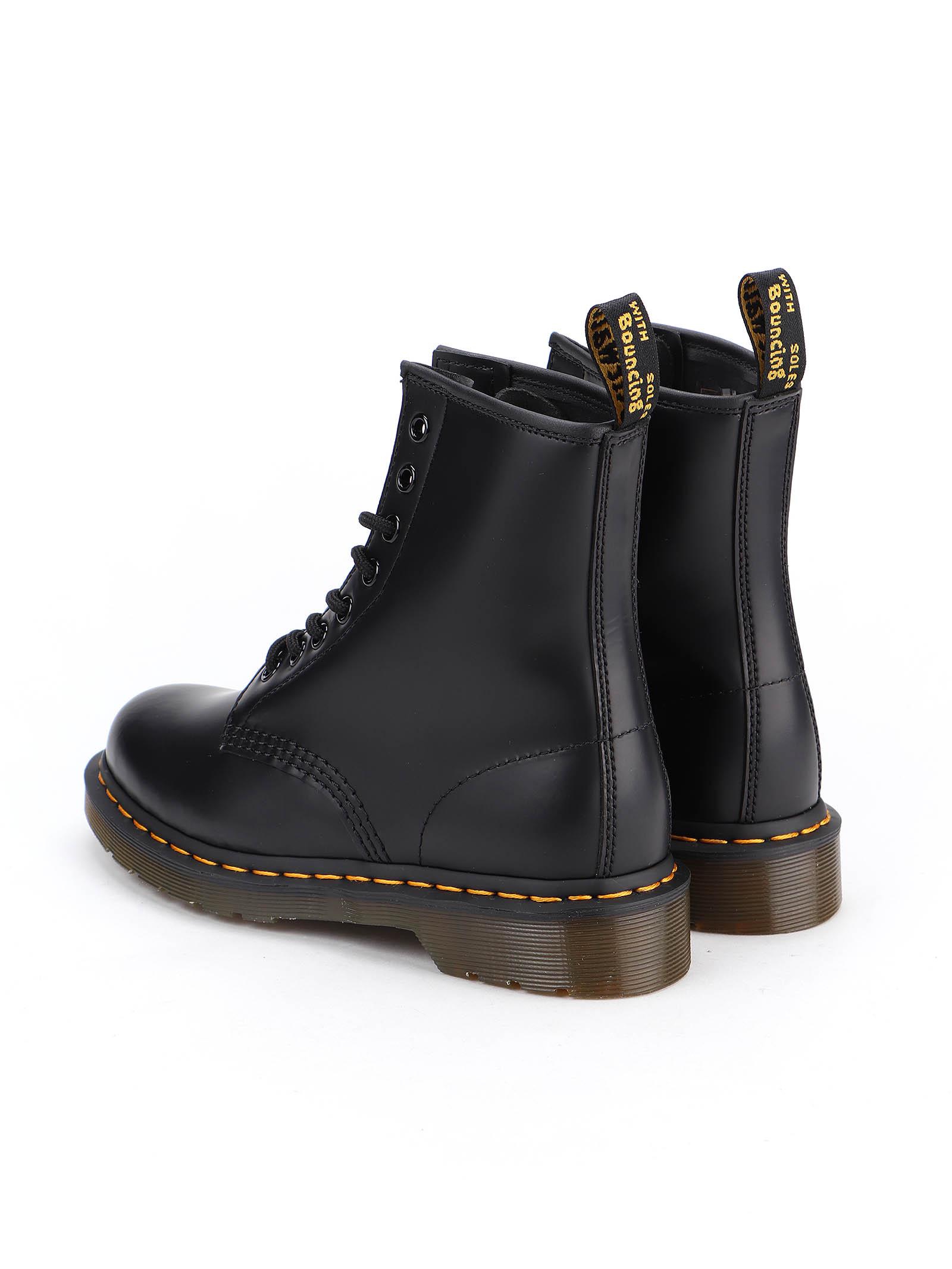 Immagine di Dr. Martens   1460 Smooth Black Boot