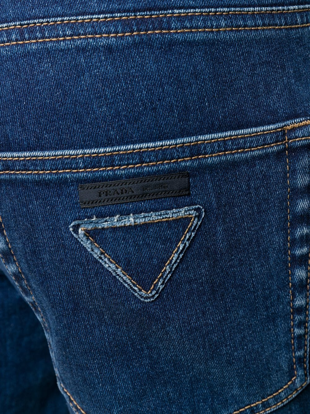 Picture of Prada | Jeans Stretch Washed