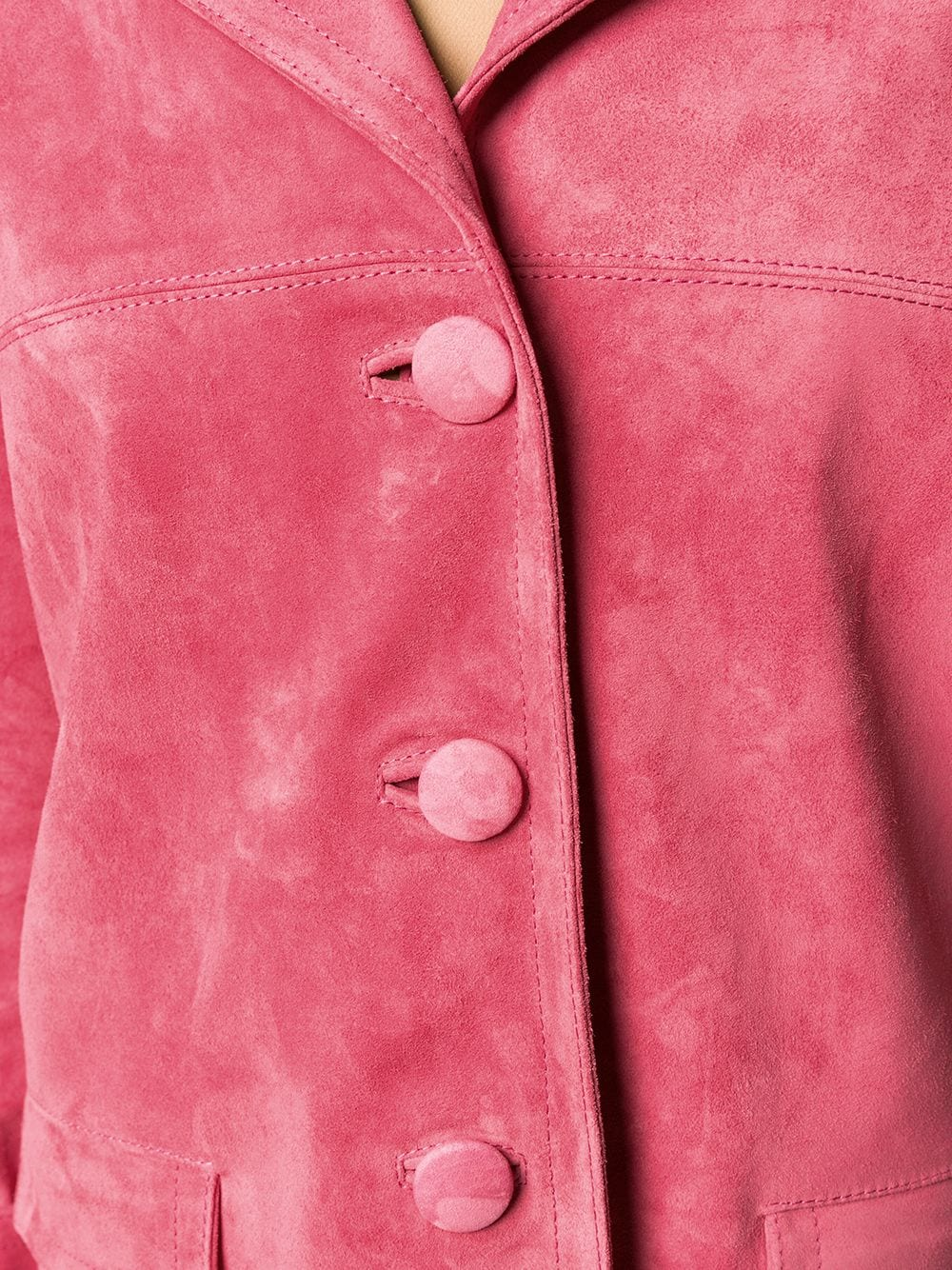 Immagine di Prada | Leather Jacket