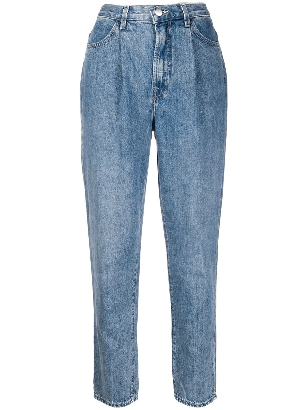 Picture of J Brand | Pleat Front Peg Jeans