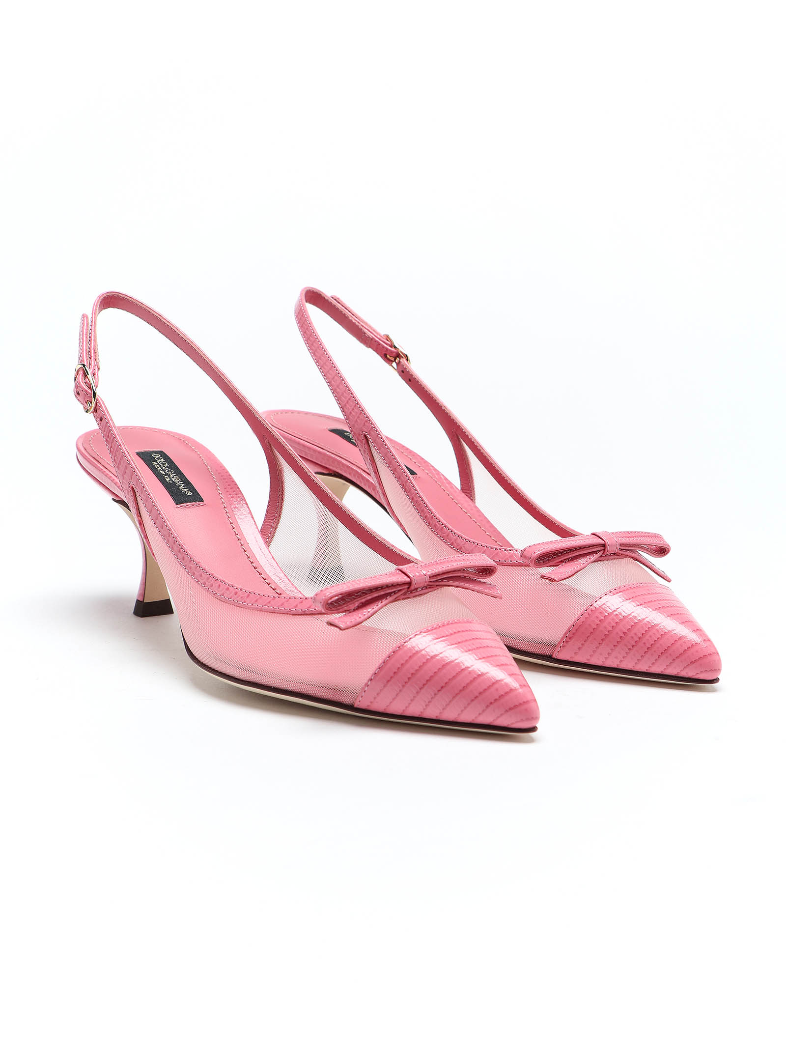 Picture of Dolce & Gabbana | Sling Back Pump