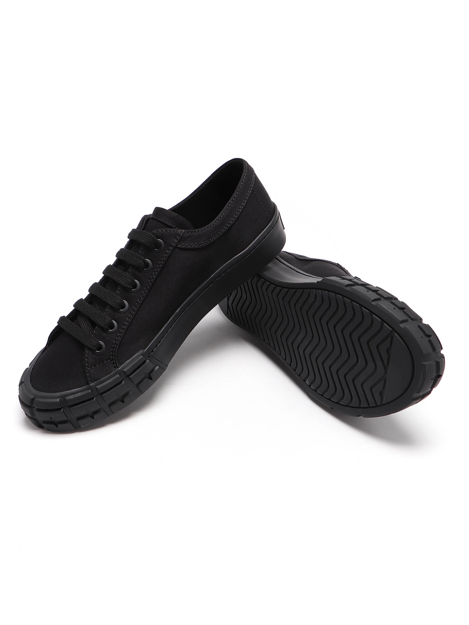 Immagine di Prada | Gabardine Wheel Sneakers