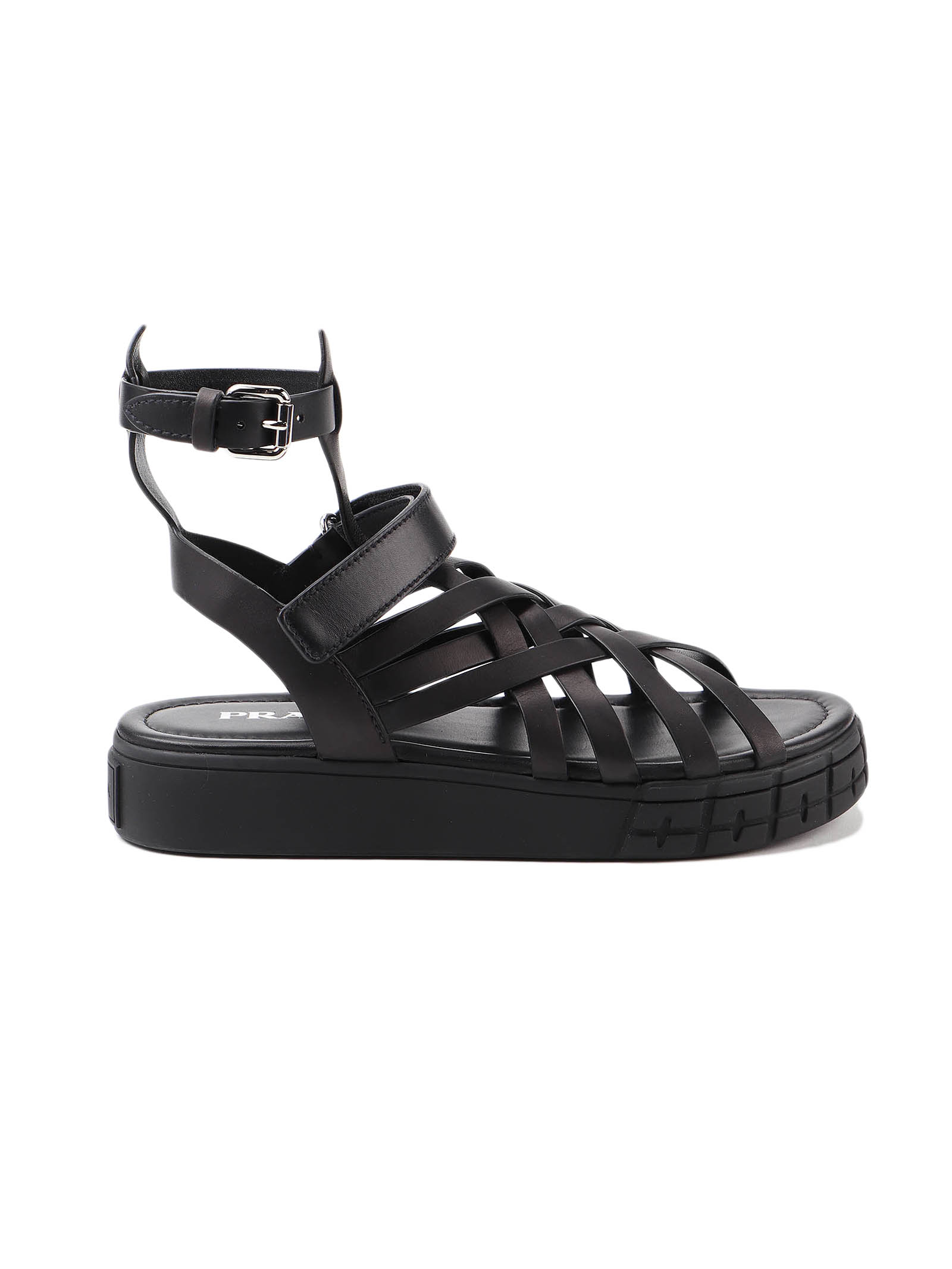 Picture of Prada | Sandal Leather