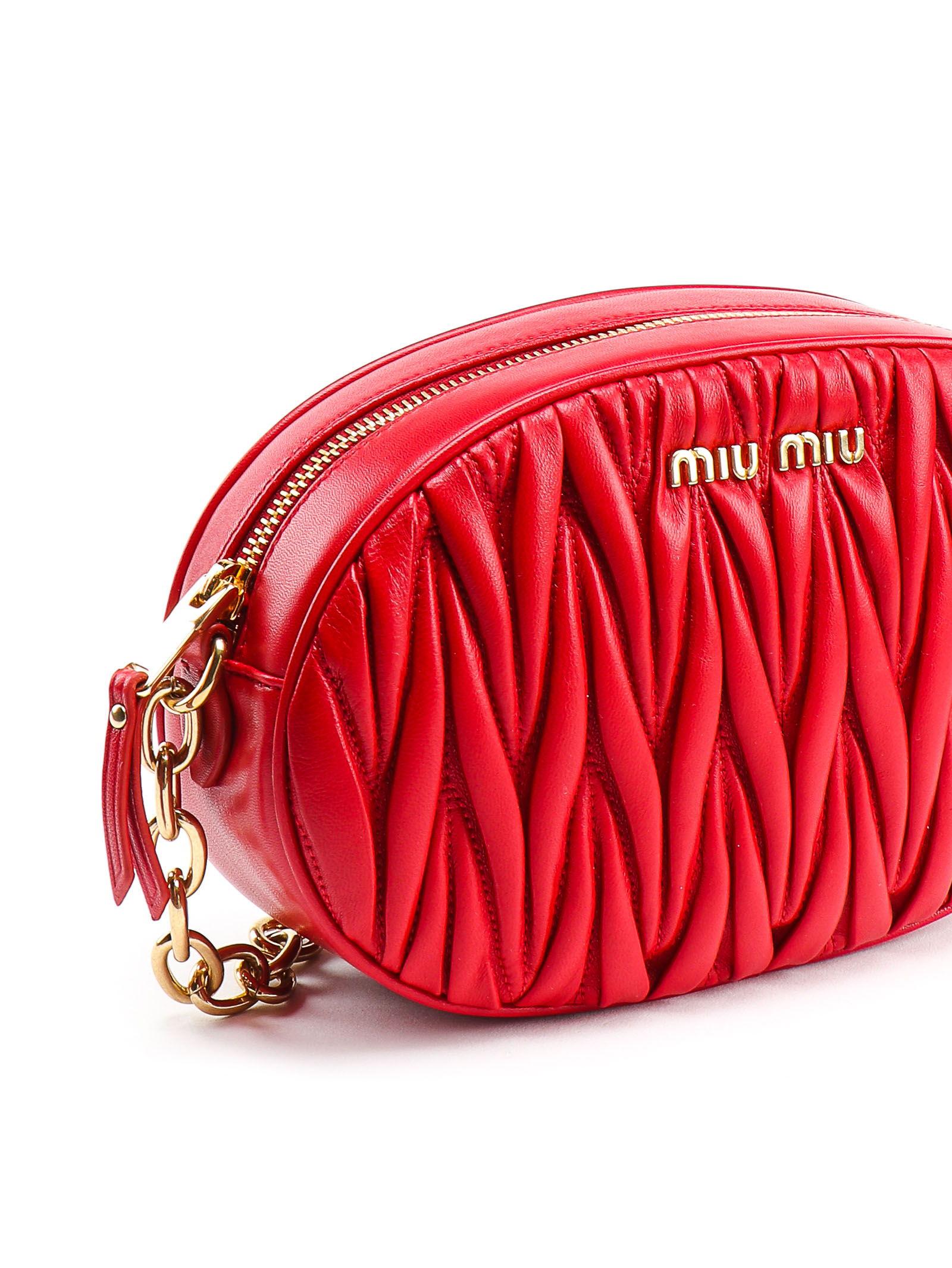 Picture of Miu Miu   Shoulder Bag Matelasse`
