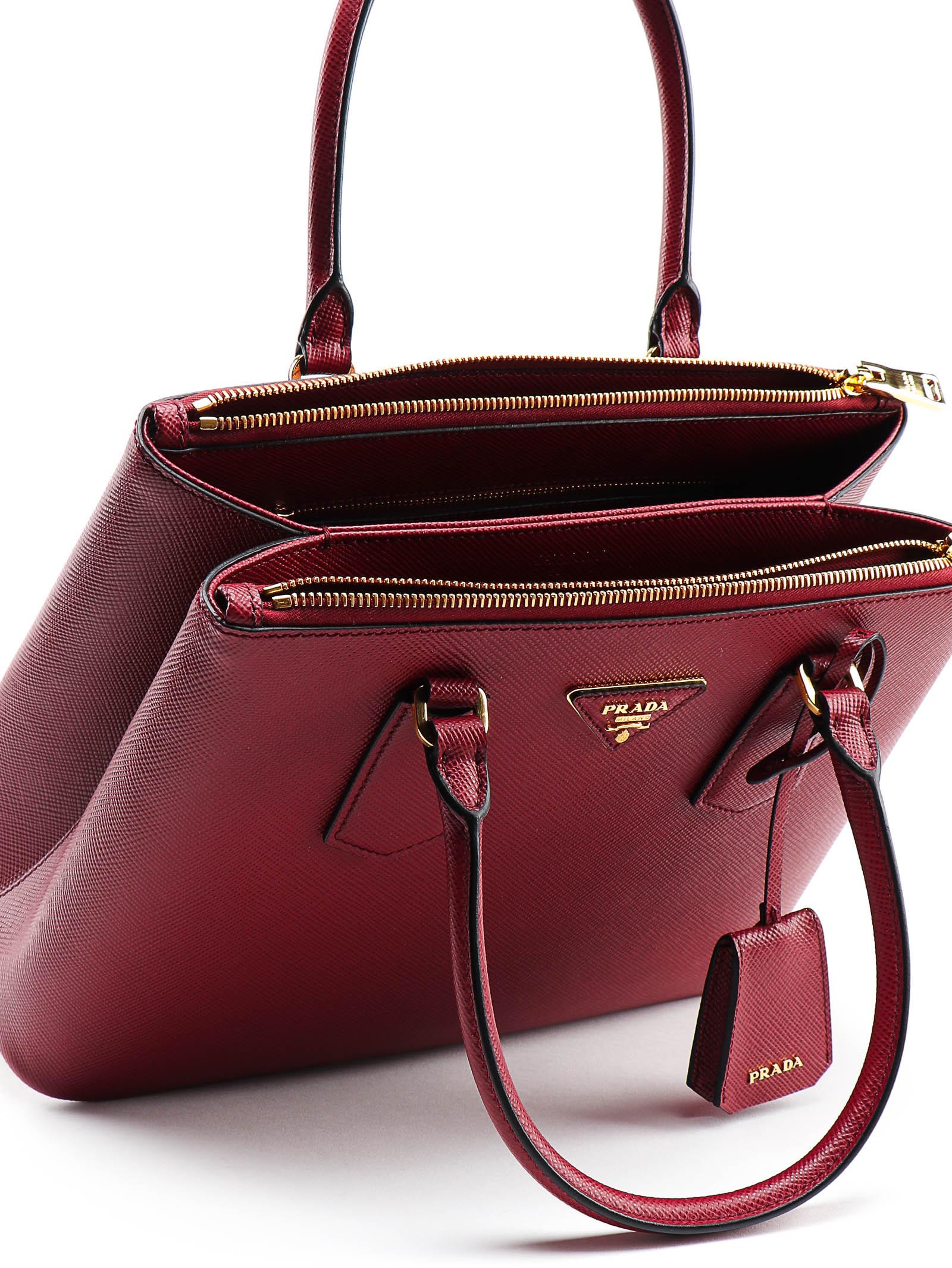 Picture of Prada | Galleria Bag Saffiano