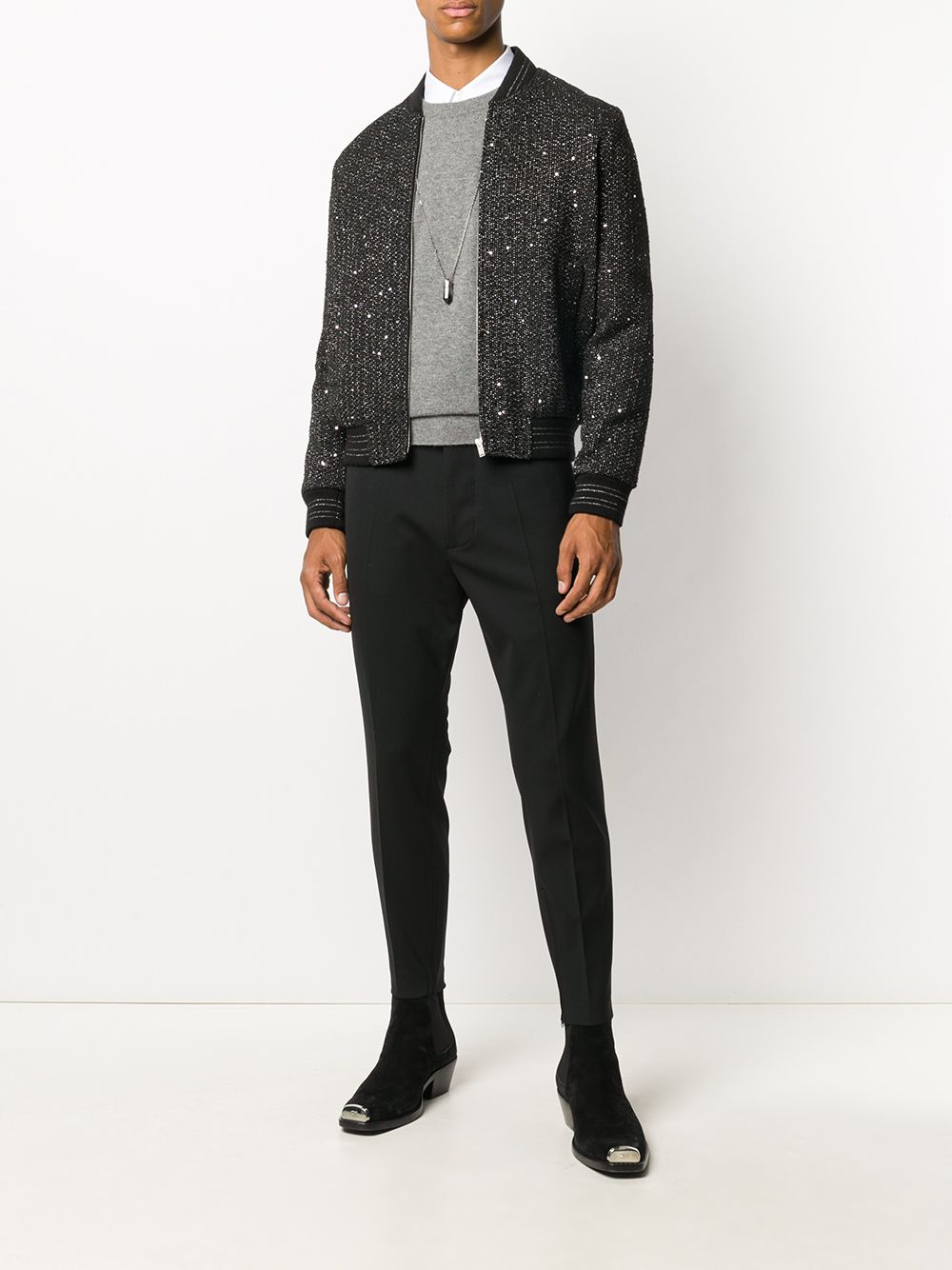 Picture of Dsquared2 | Tidy Wool Pant