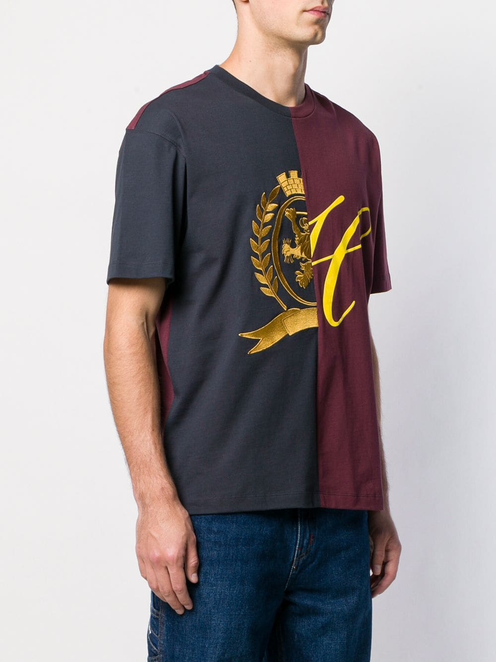 Picture of Tommy Hilfiger | Through Crest Tee