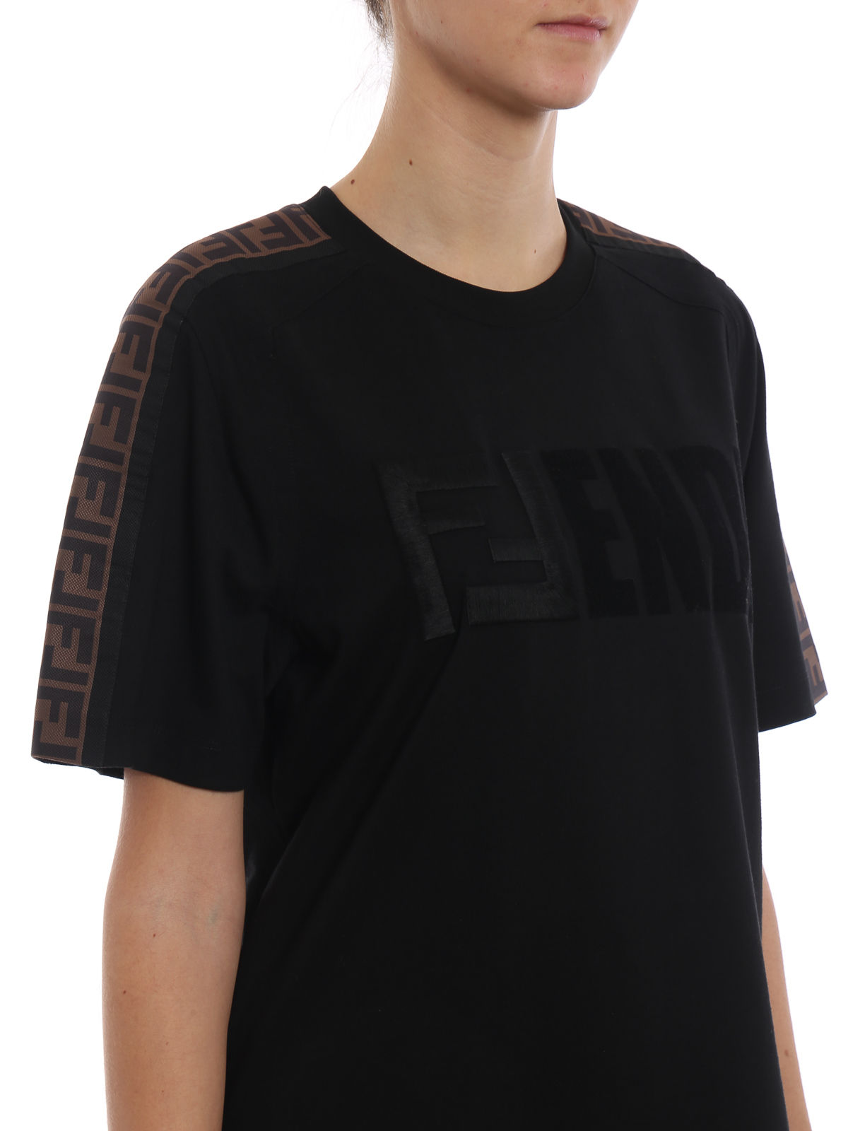 Picture of Fendi | Ff T-Shirt