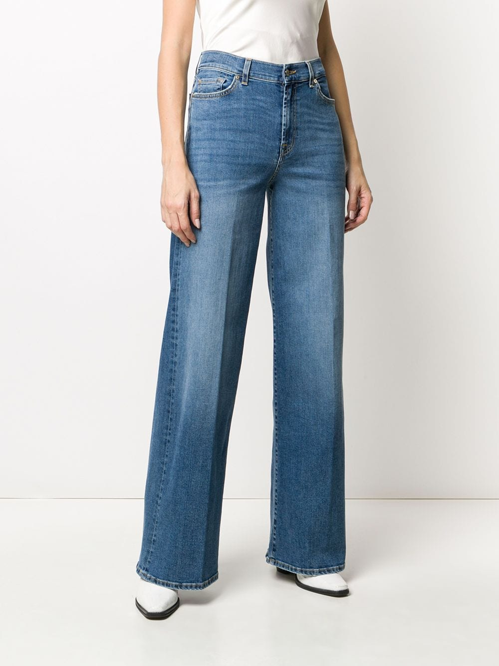 Picture of 7 For All Mankind   Lotta Soho Jeans