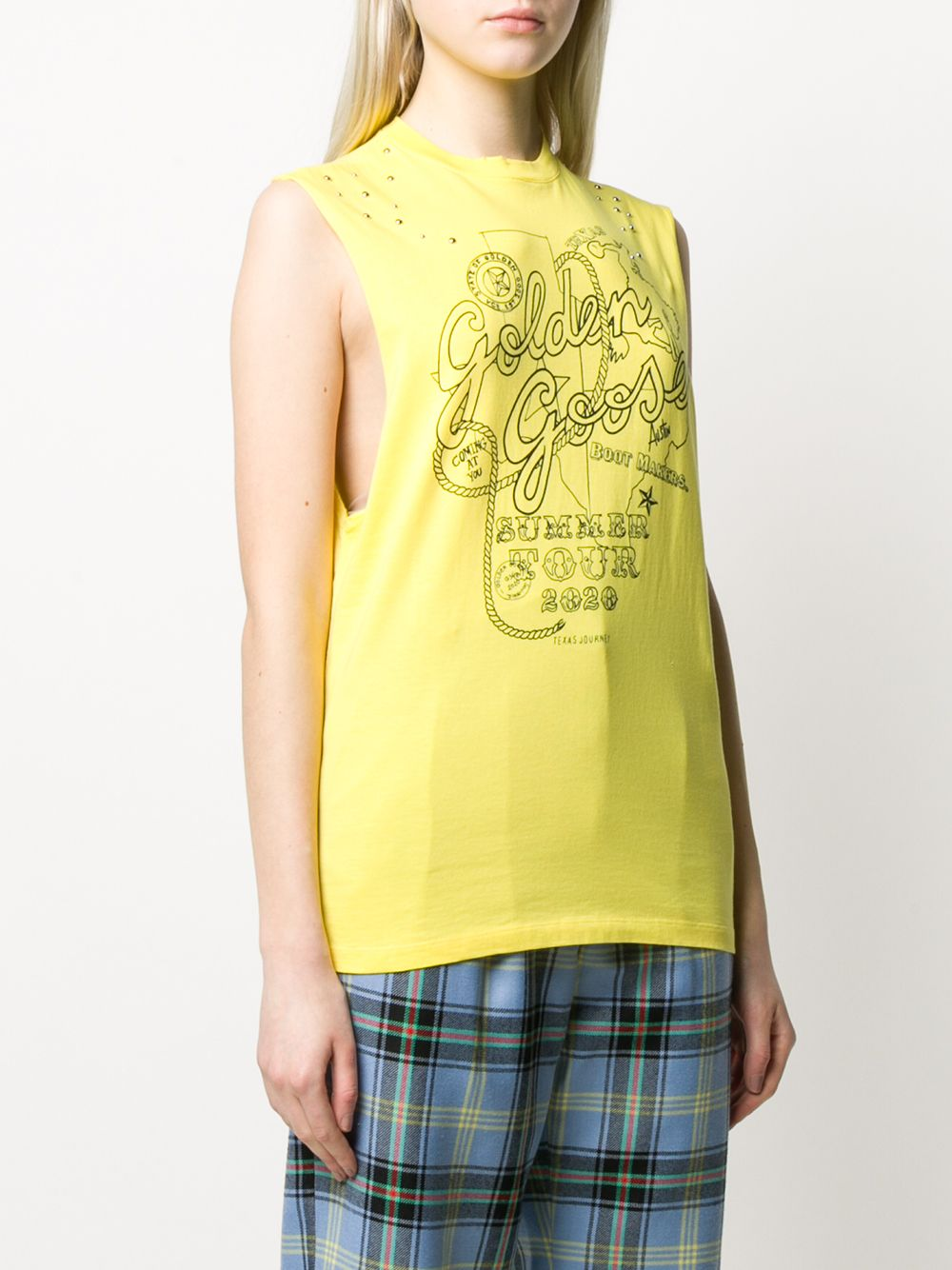 Picture of Golden Goose | T-Shirt Marfa
