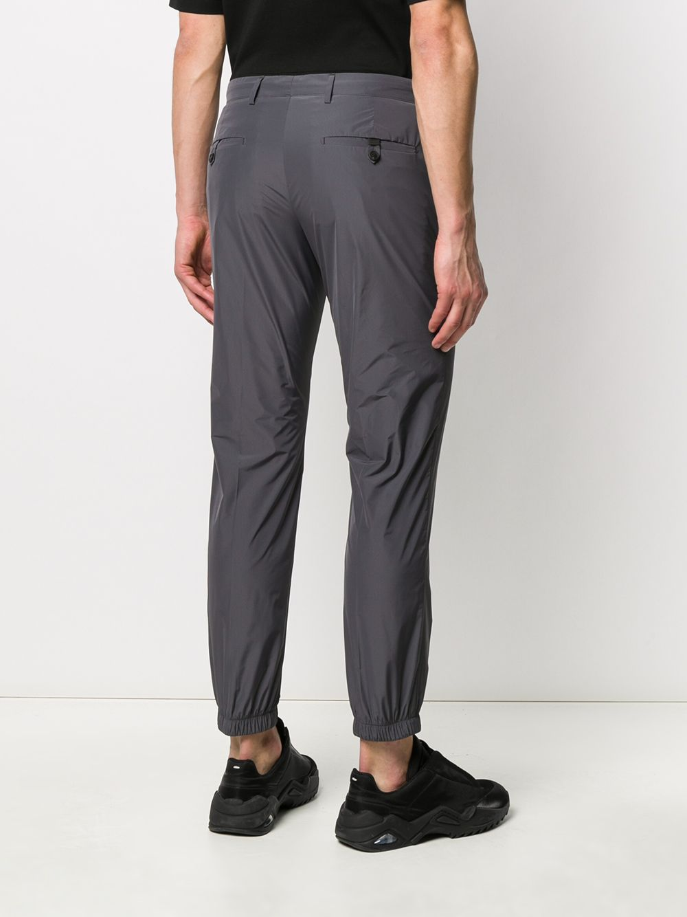 Picture of Prada | Technical Poplin Jogging Pants