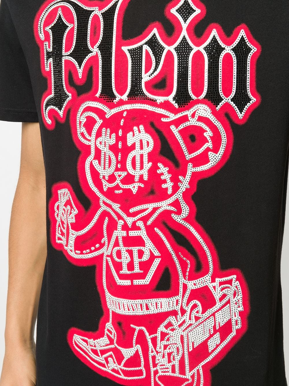 Picture of Philipp Plein | T-Shirt Teddy Bear