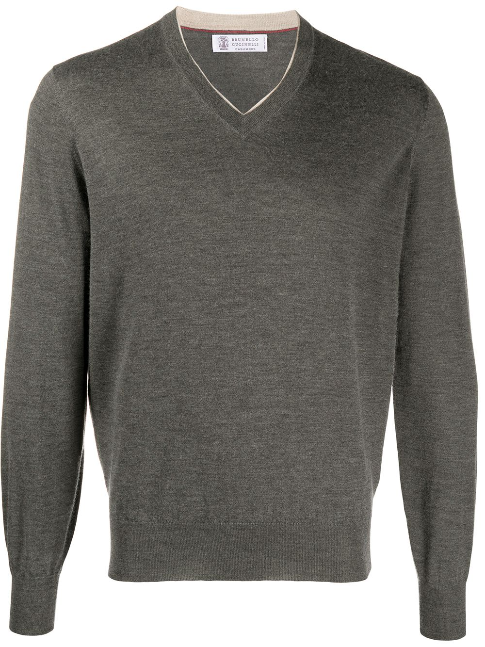Immagine di Brunello Cucinelli | V Neck Sweater