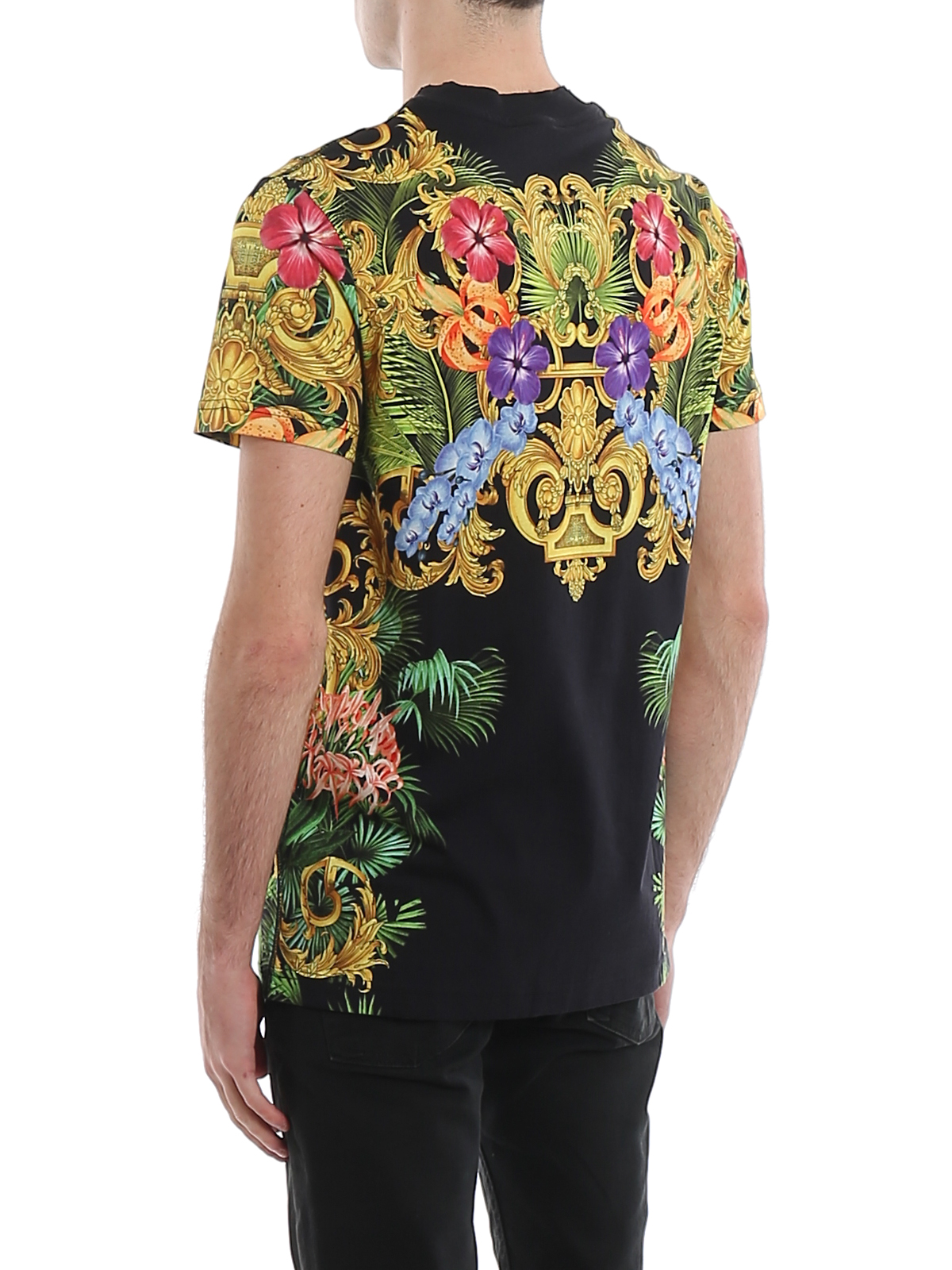 Picture of Versace Jeans Couture | T-Shirt Slim