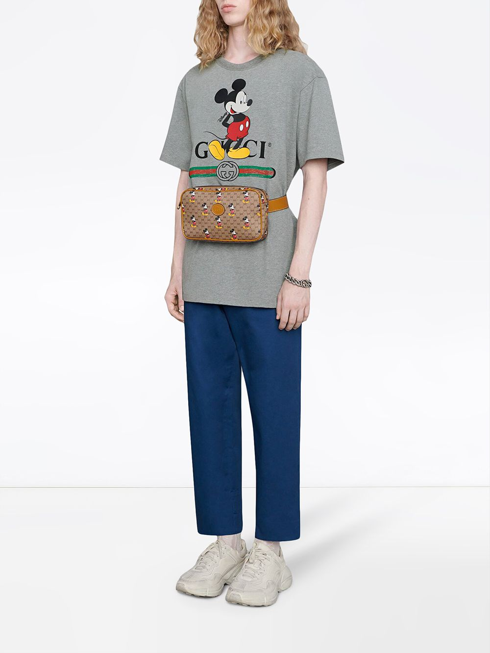 Picture of Gucci | Disney X Gucci Oversize T-Shirt
