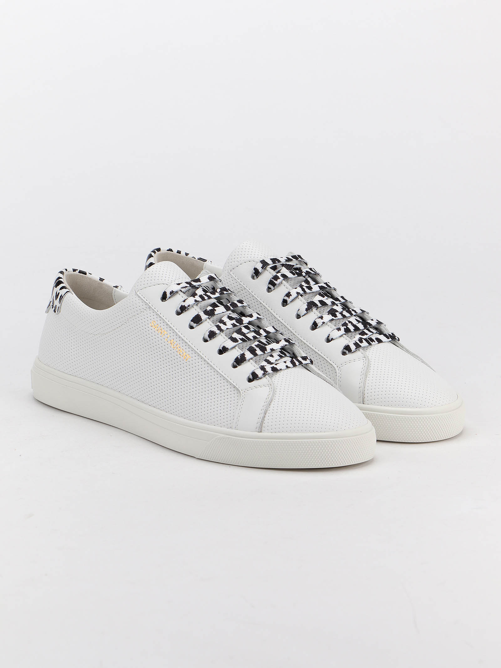 Picture of Saint Laurent | Andy Low Top Sneaker
