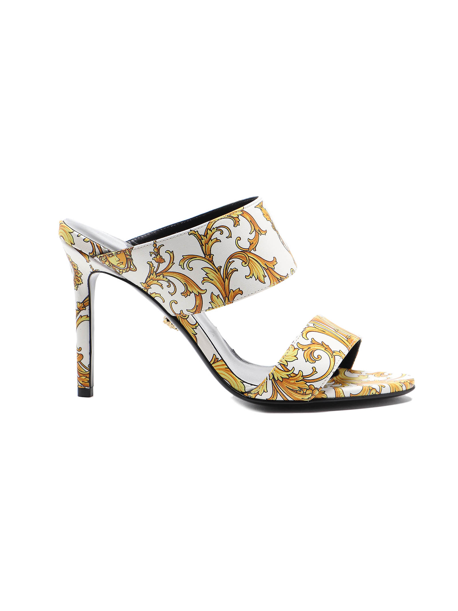 Picture of Versace | Sandal Western Baroque