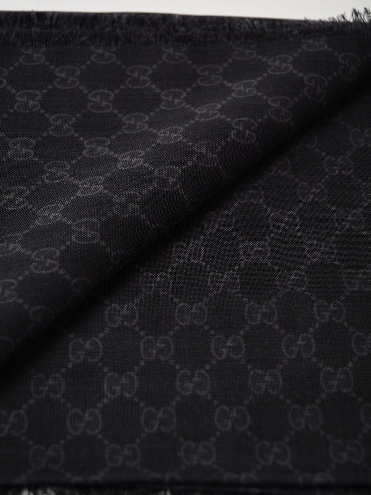 Picture of Gucci | Gg Print Wool Stole