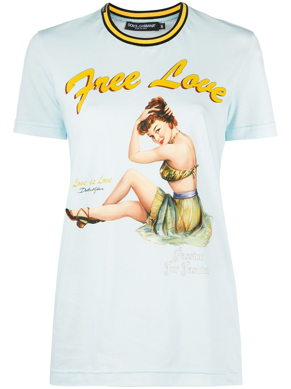 Picture of Dolce & Gabbana | T-Shirt