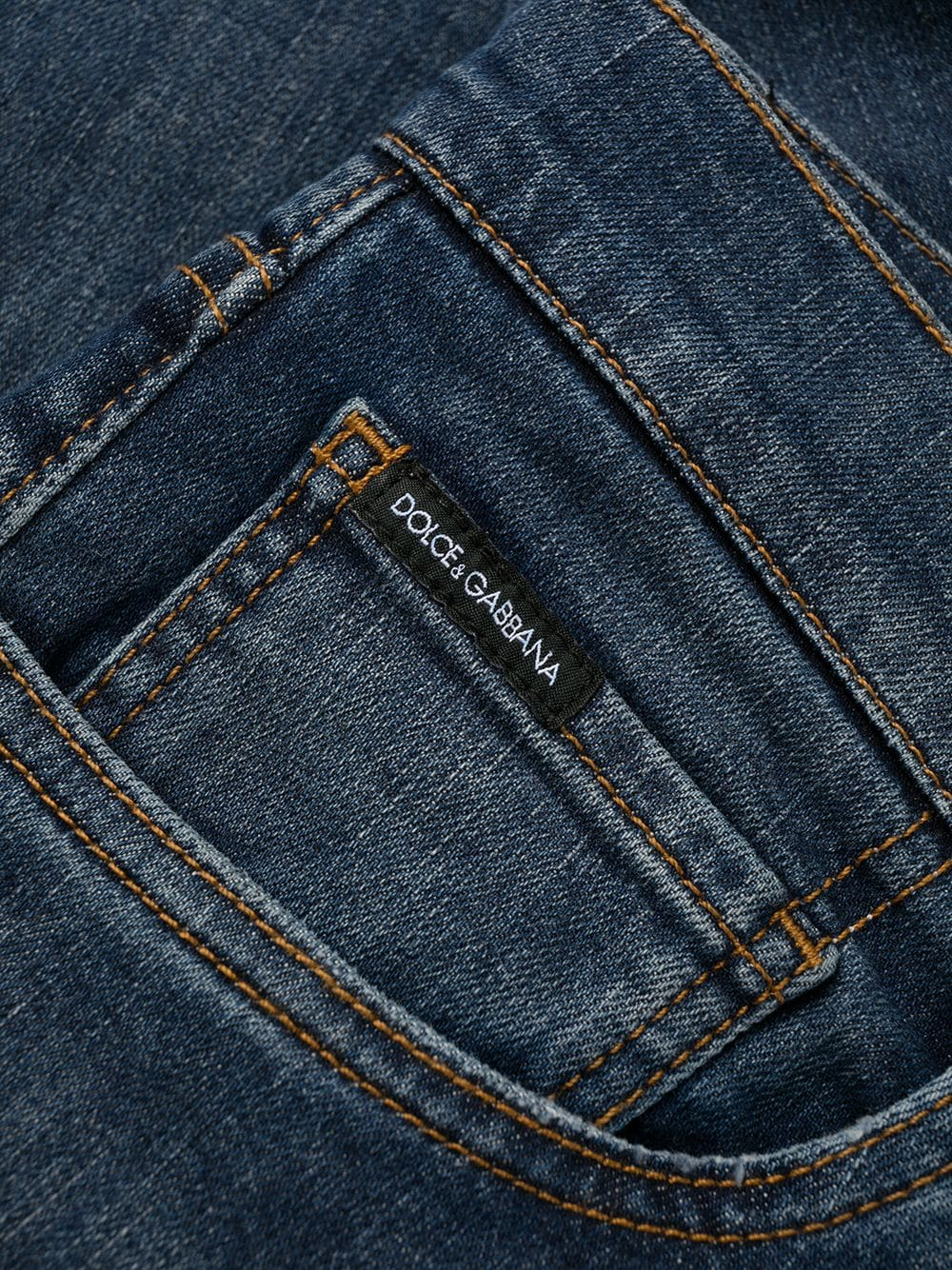 Picture of Dolce & Gabbana   Slim-Fit Stretch Jeans