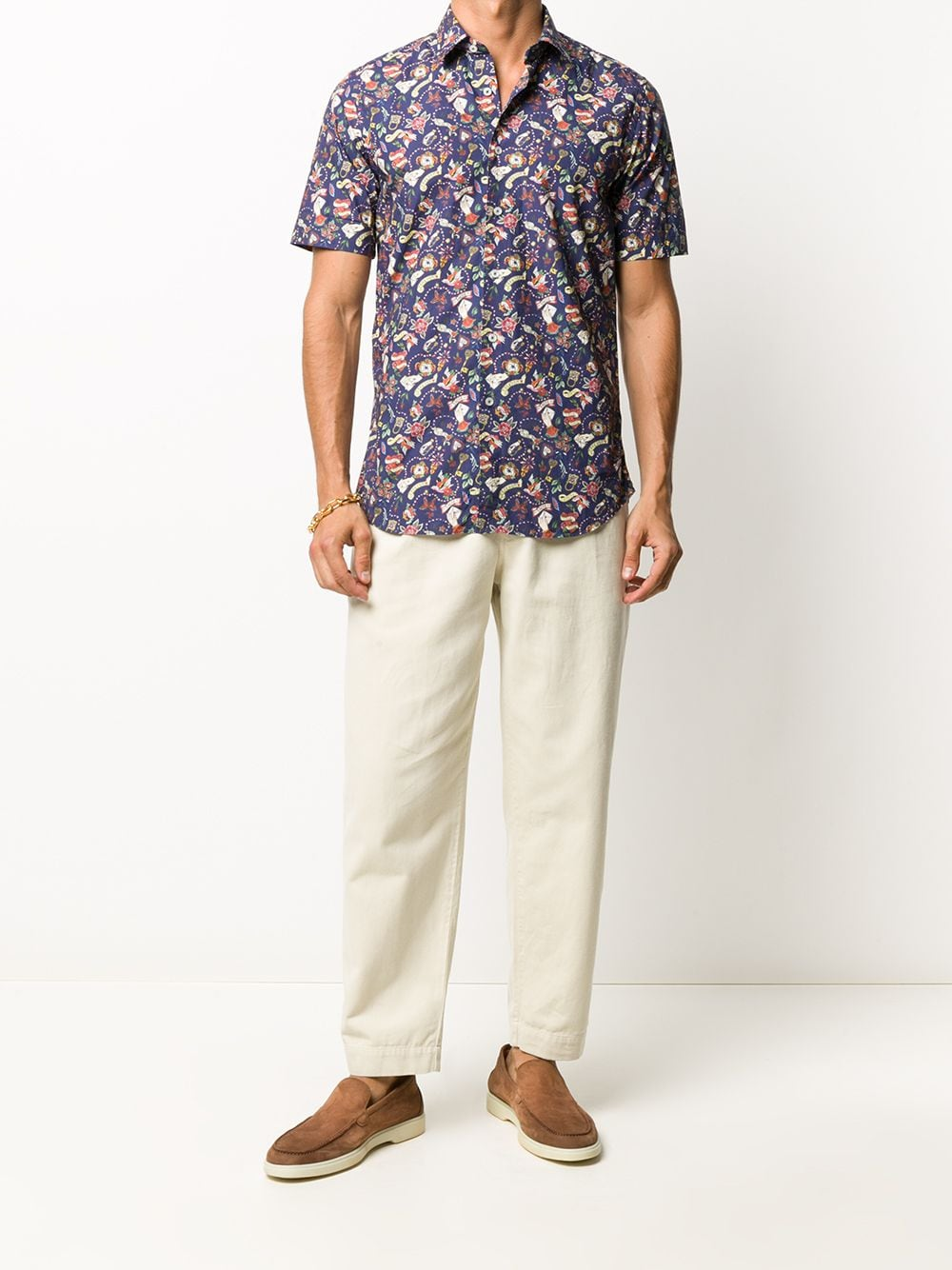Picture of Xacus | Liberty Old School Shirt