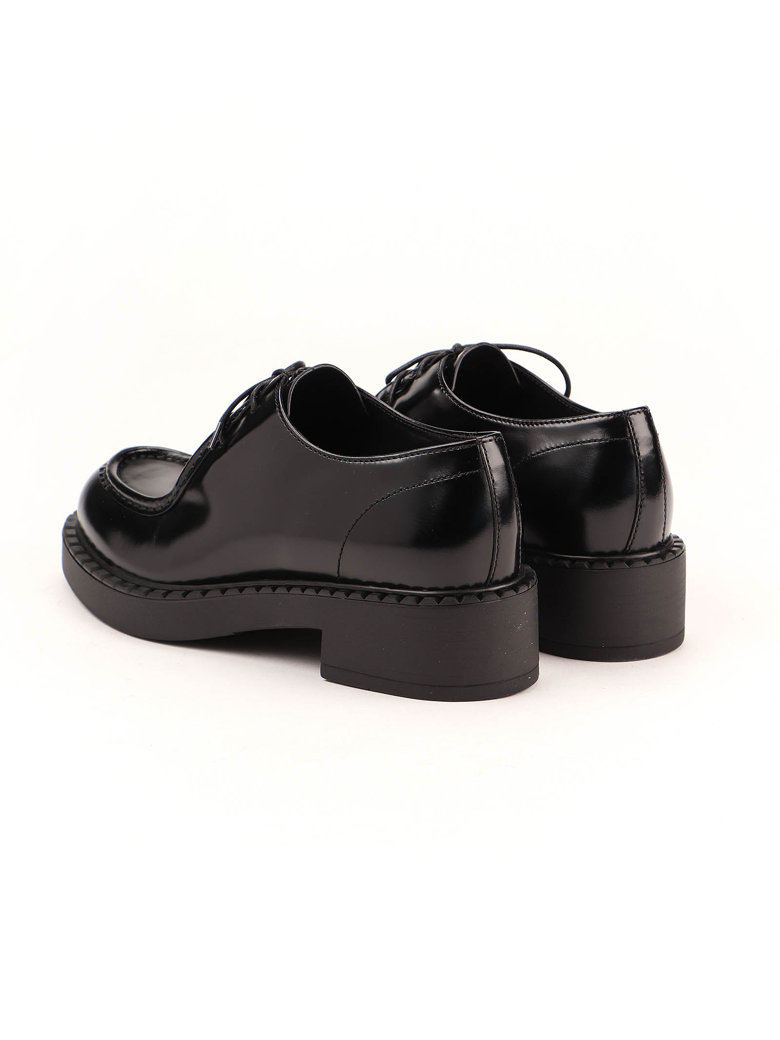 Picture of Prada | Lace-Up Shoe