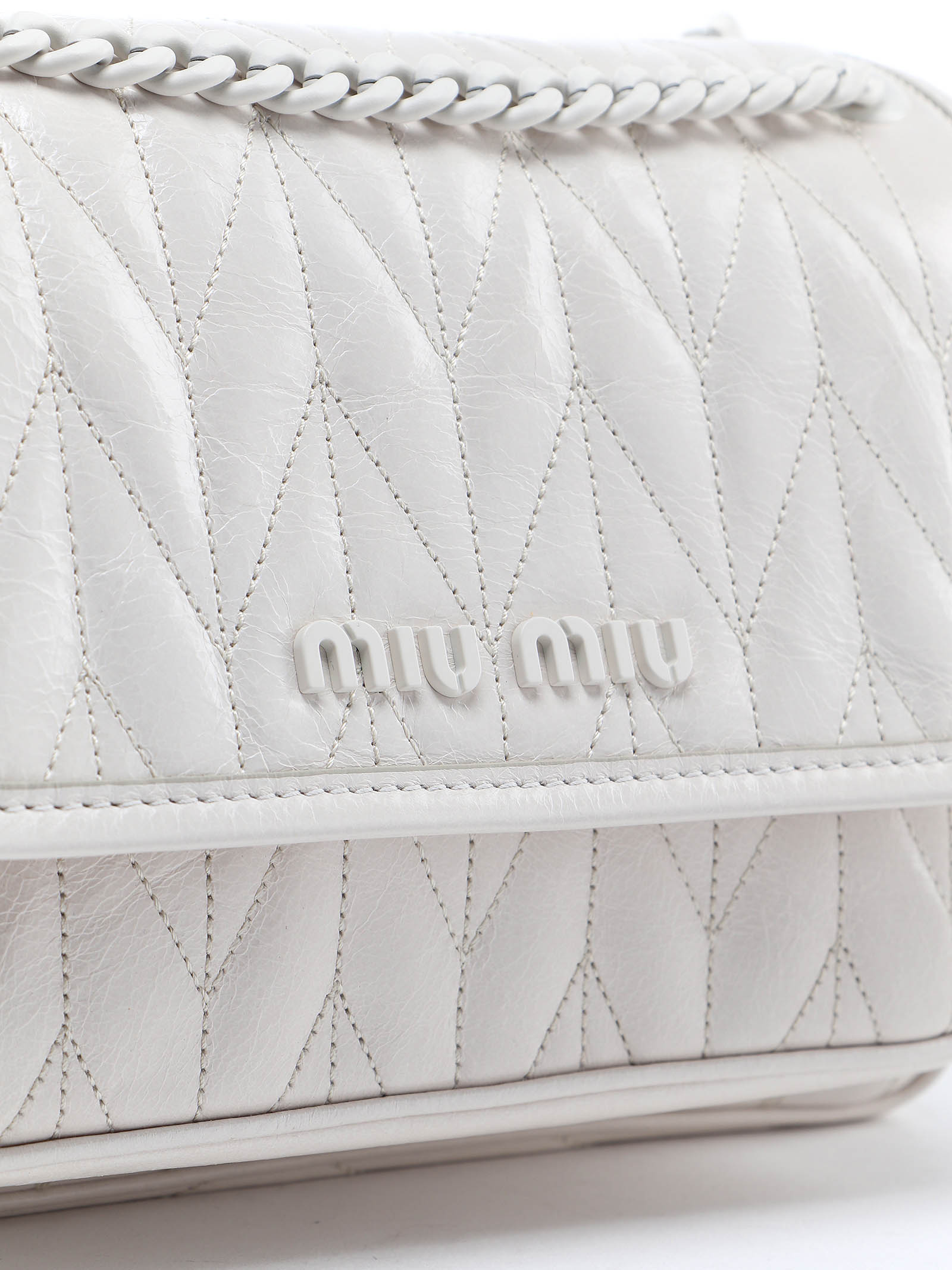 Immagine di Miu Miu | Shoulder Bag Vit.Shine