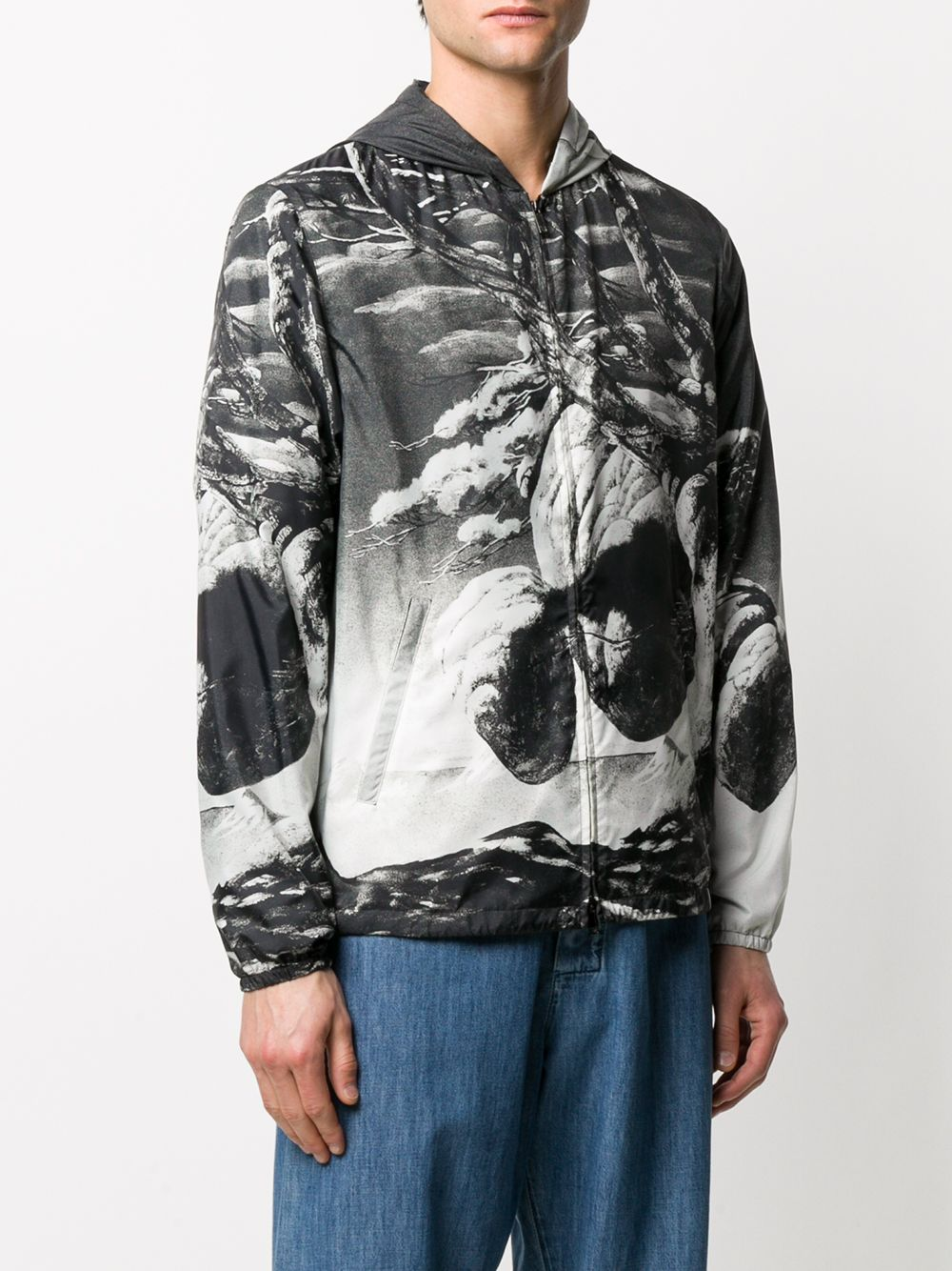 Immagine di Valentino | Windbreaker Floating Island