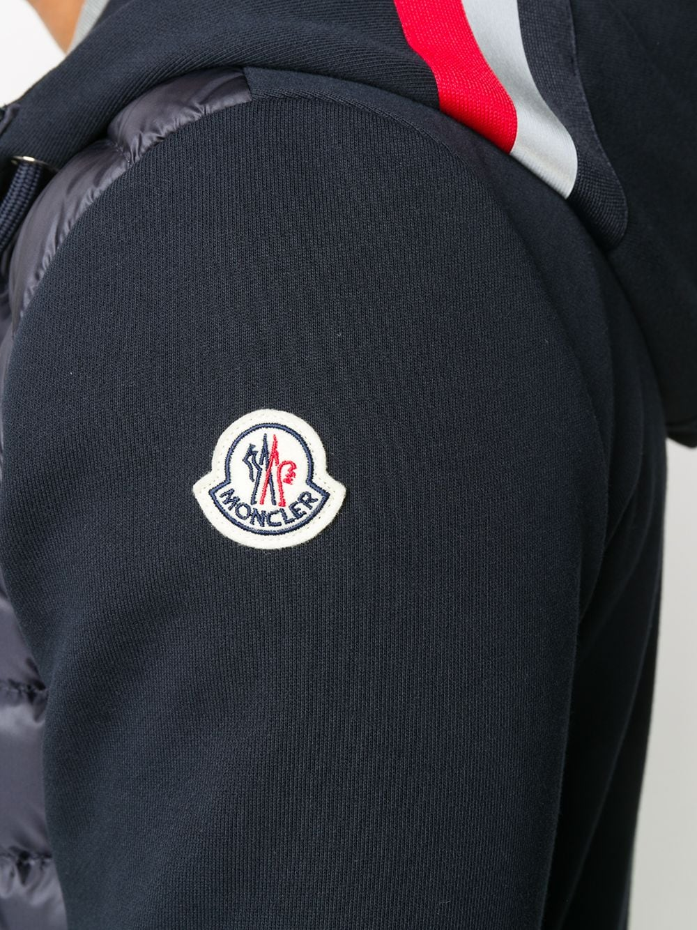 Picture of Moncler | Full Zip Padded Cardigan