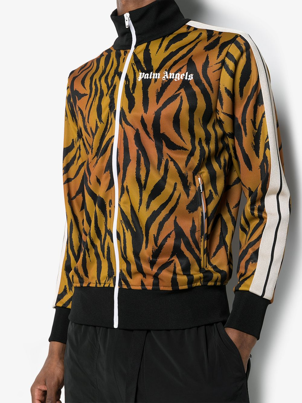 Picture of Palm Angels | Tiger Track Jacket