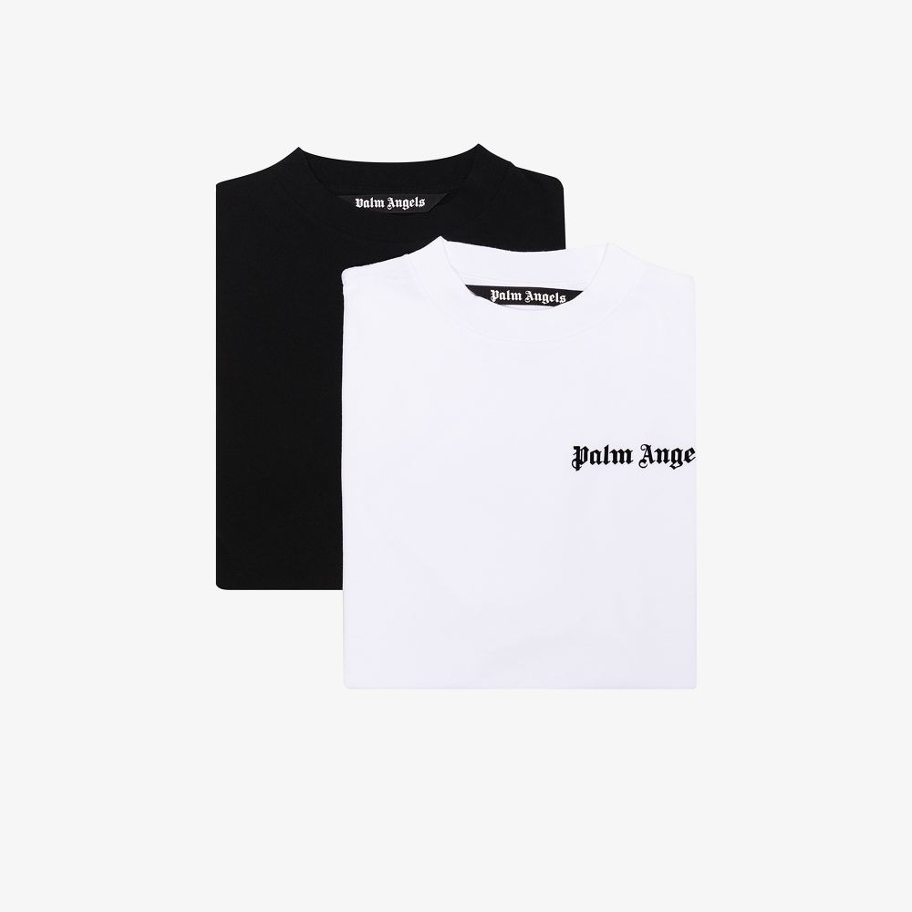 Picture of Palm Angels | Bipack Basic Tee