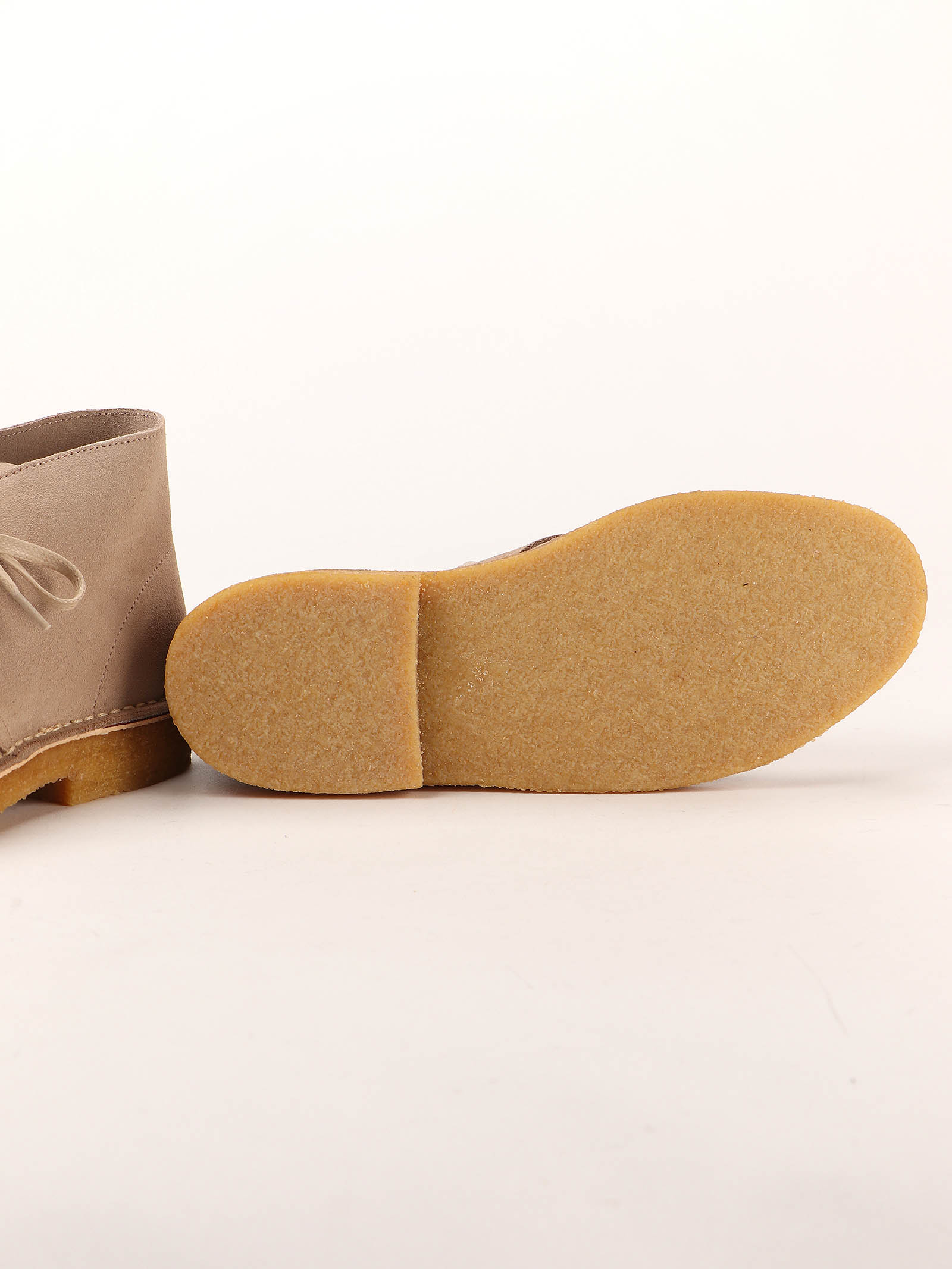 Picture of Palm Angels | Logo Desert Boots