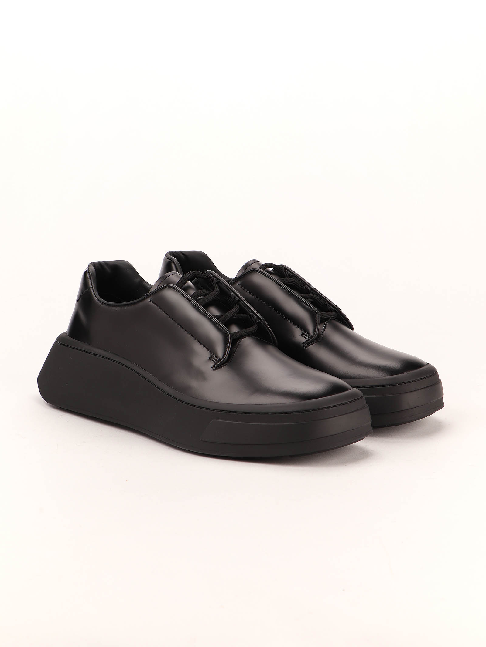 Picture of Prada | Lace Up Shoe