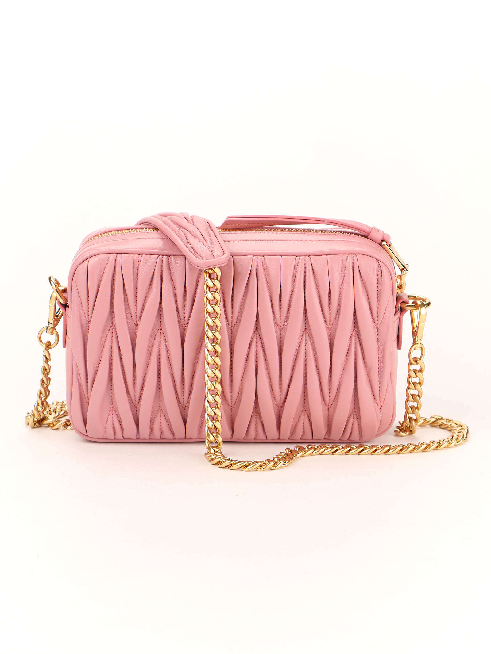 Immagine di Miu Miu | Matelassé Shoulder Bag