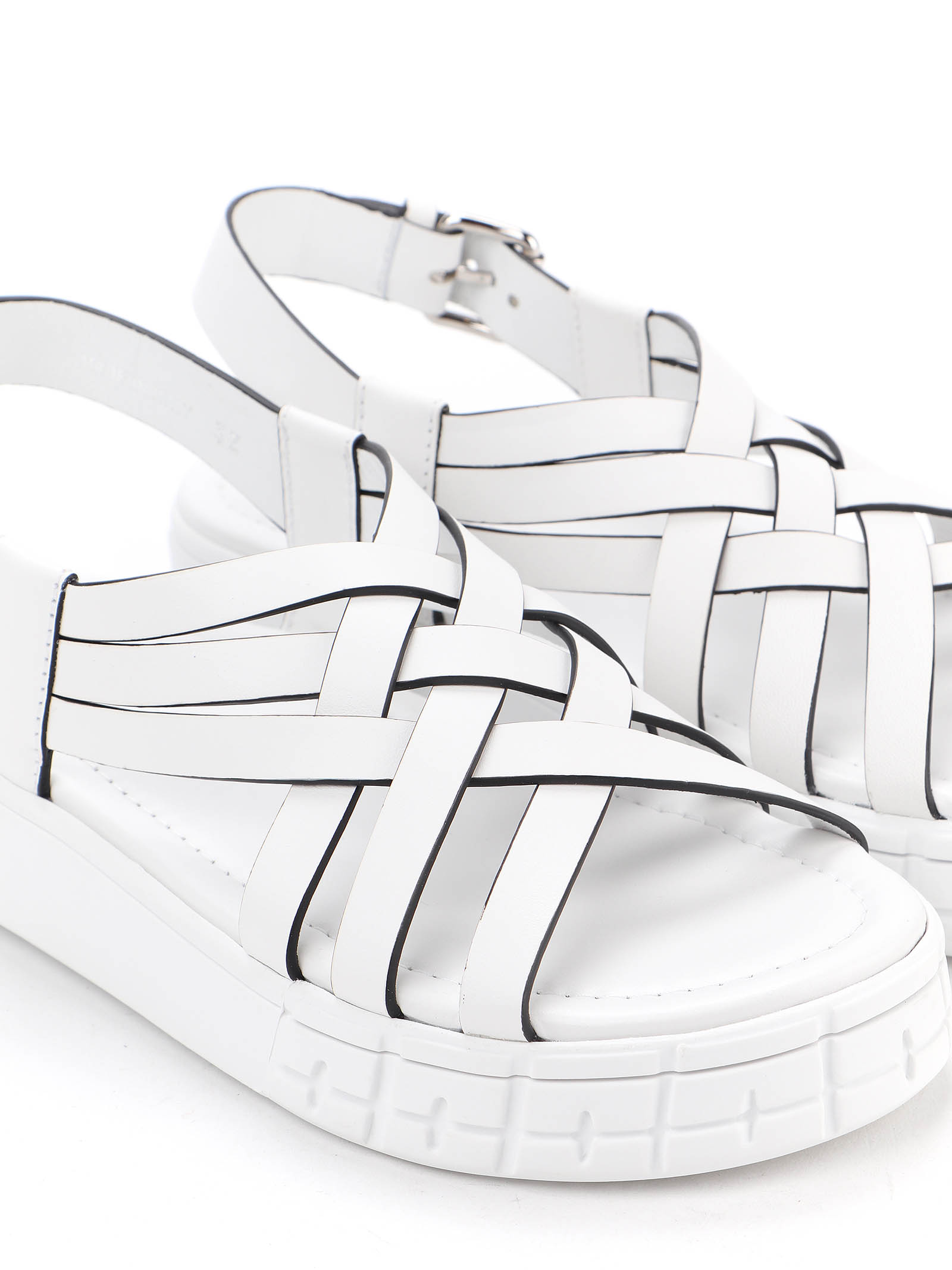 Immagine di Prada | Sandal Leather