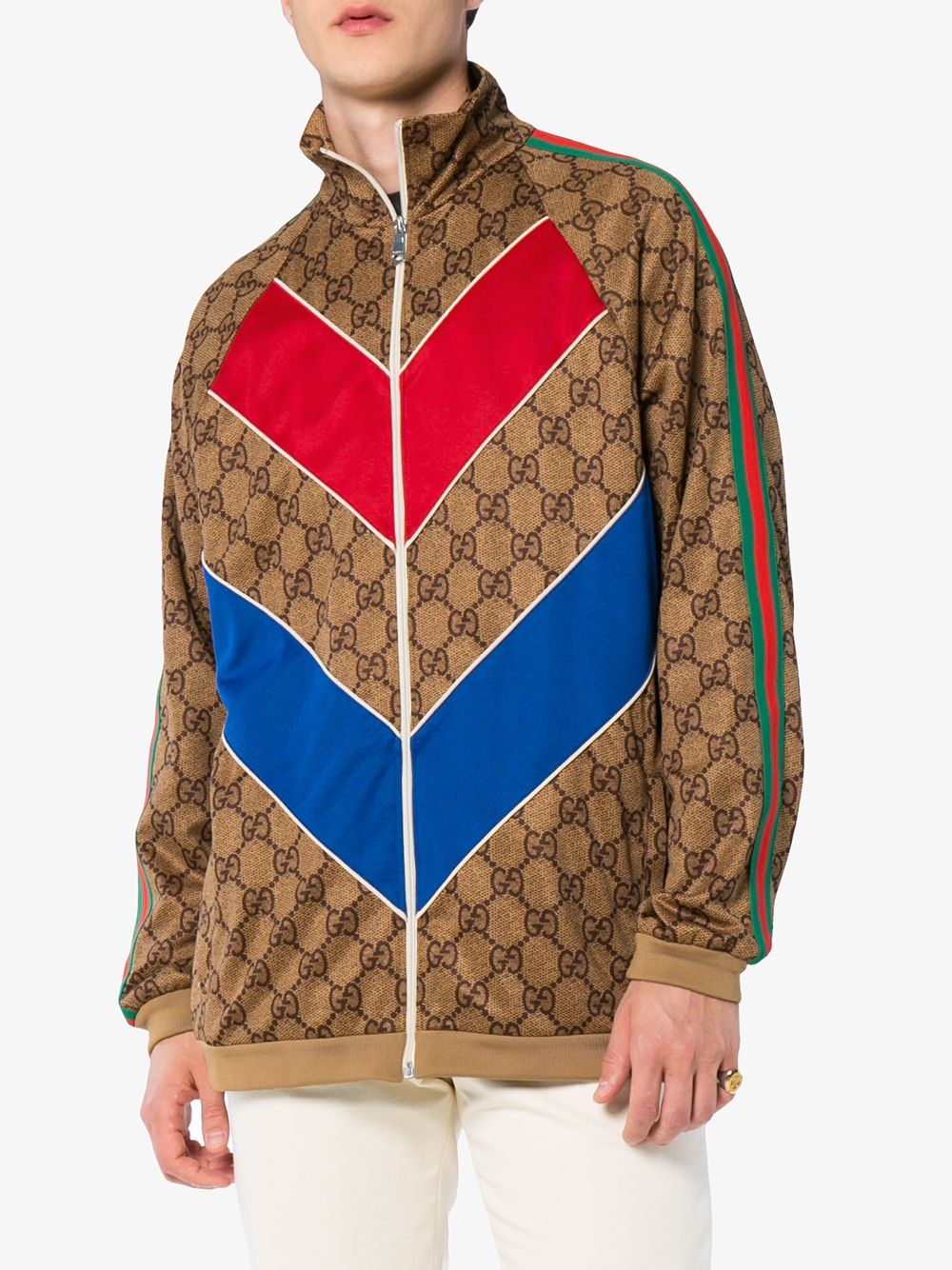 Picture of Gucci | Over Raglan Zip Jkt