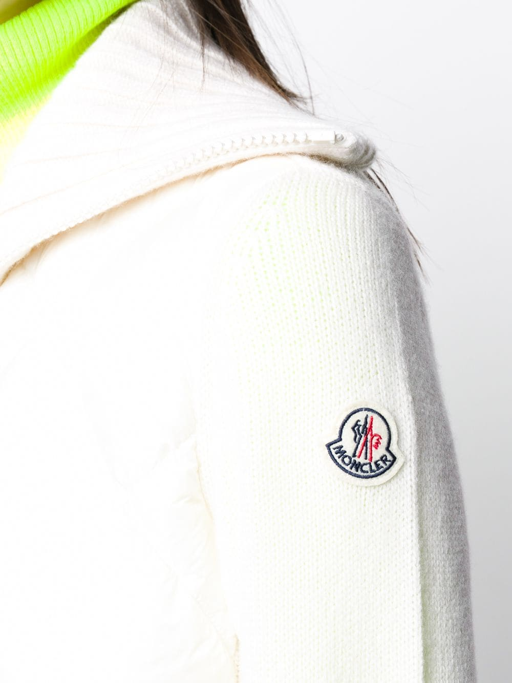 Picture of Moncler | Padded Cardigan