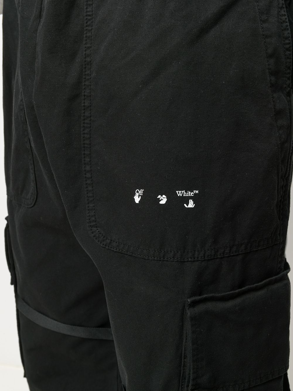 Immagine di Off White | Ow Logo Parachute Cargo Pant