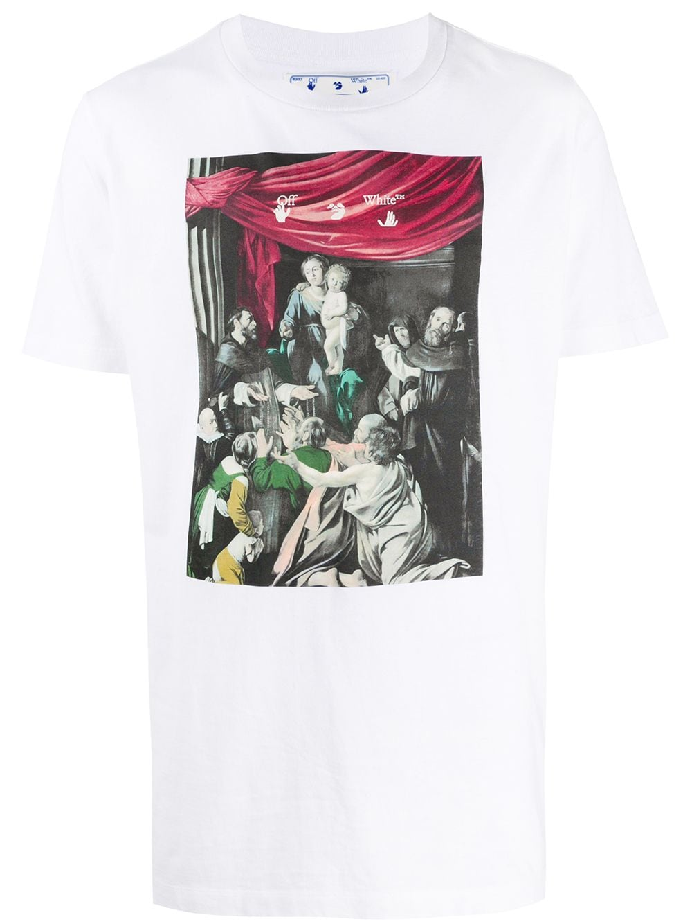 Picture of Off White | Caravaggio Painting S/S Slim Tee