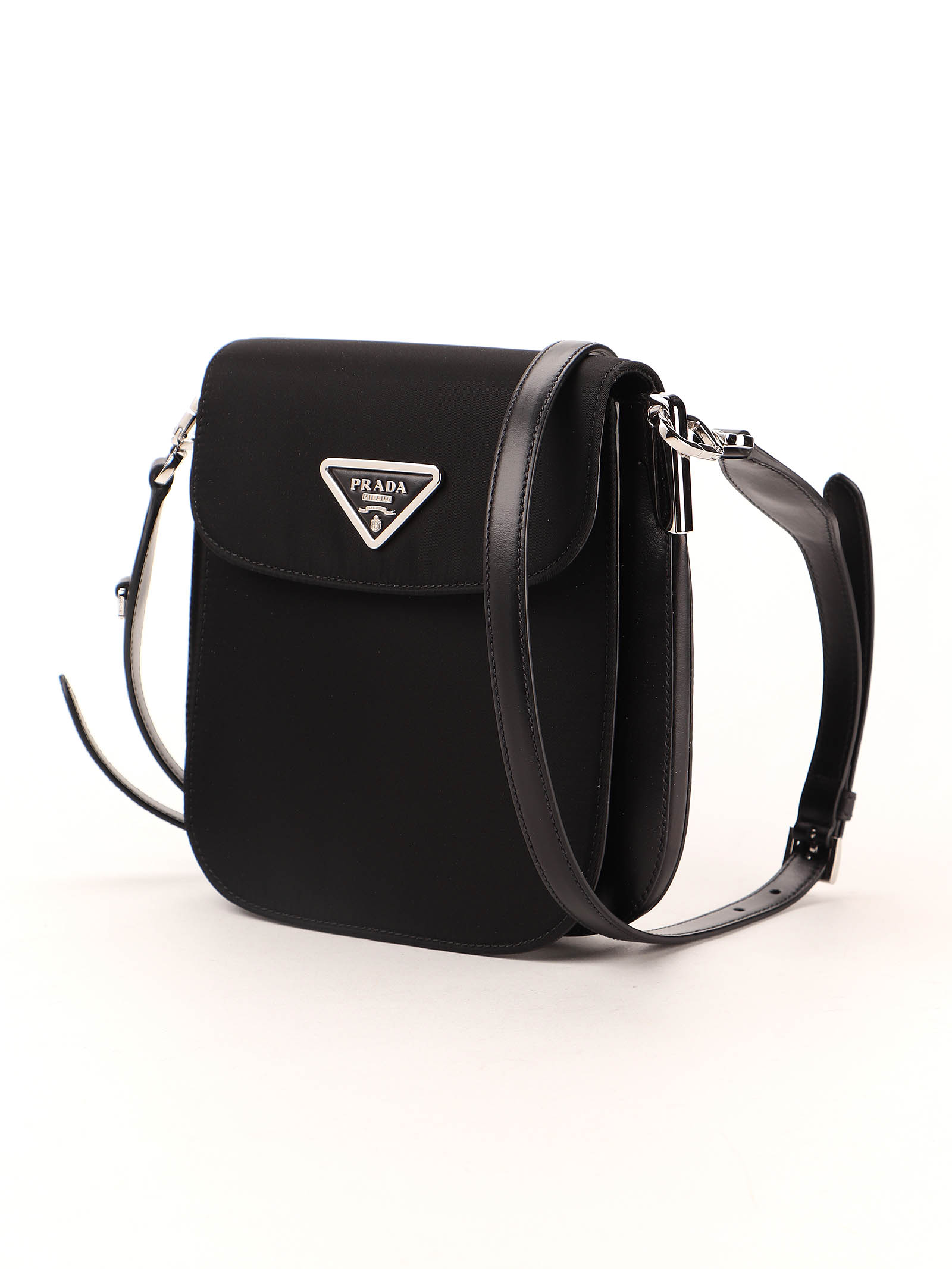 Picture of Prada | Logo Shoulder Bag