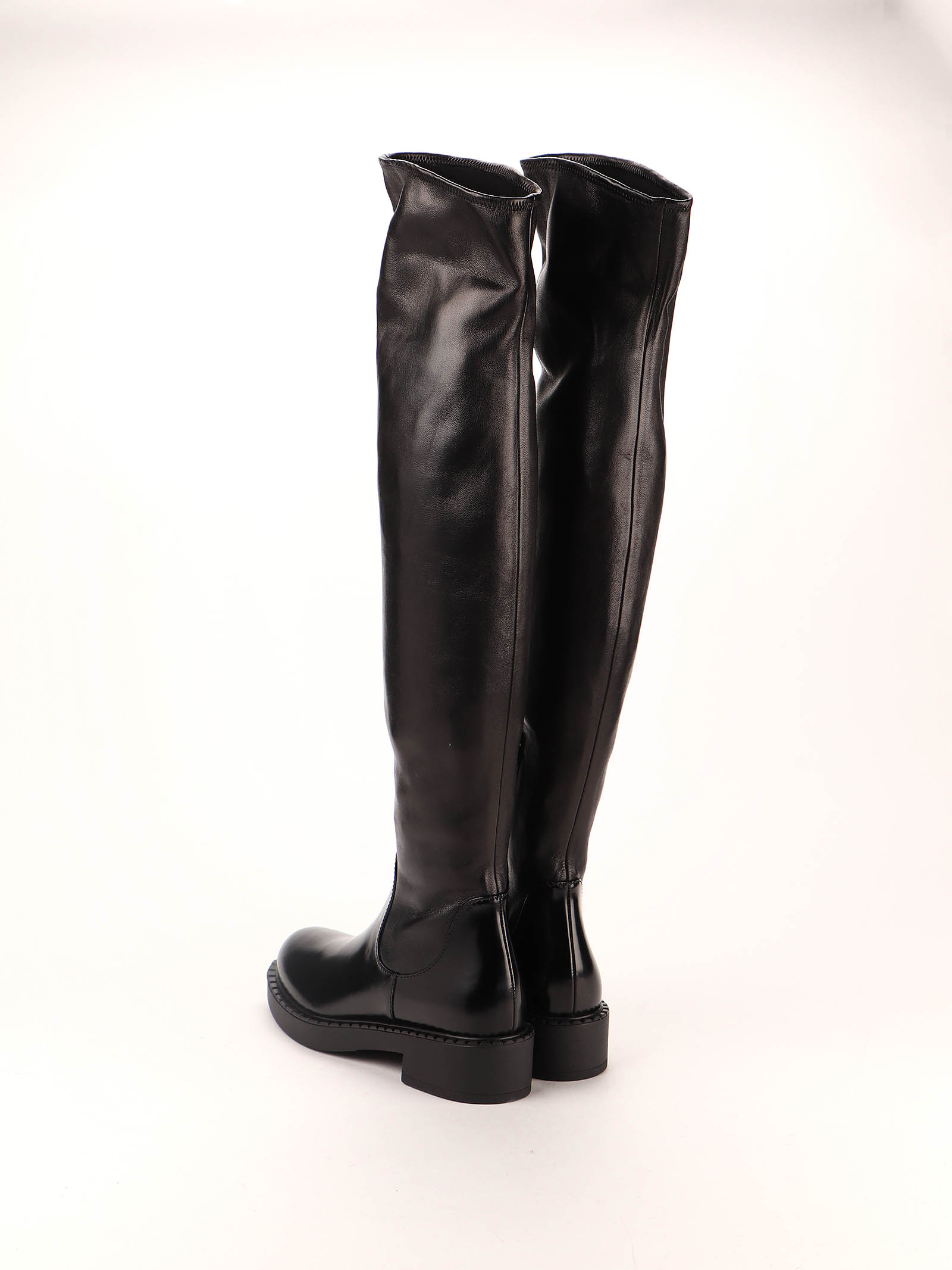 Picture of Prada | Over The Knee Boot