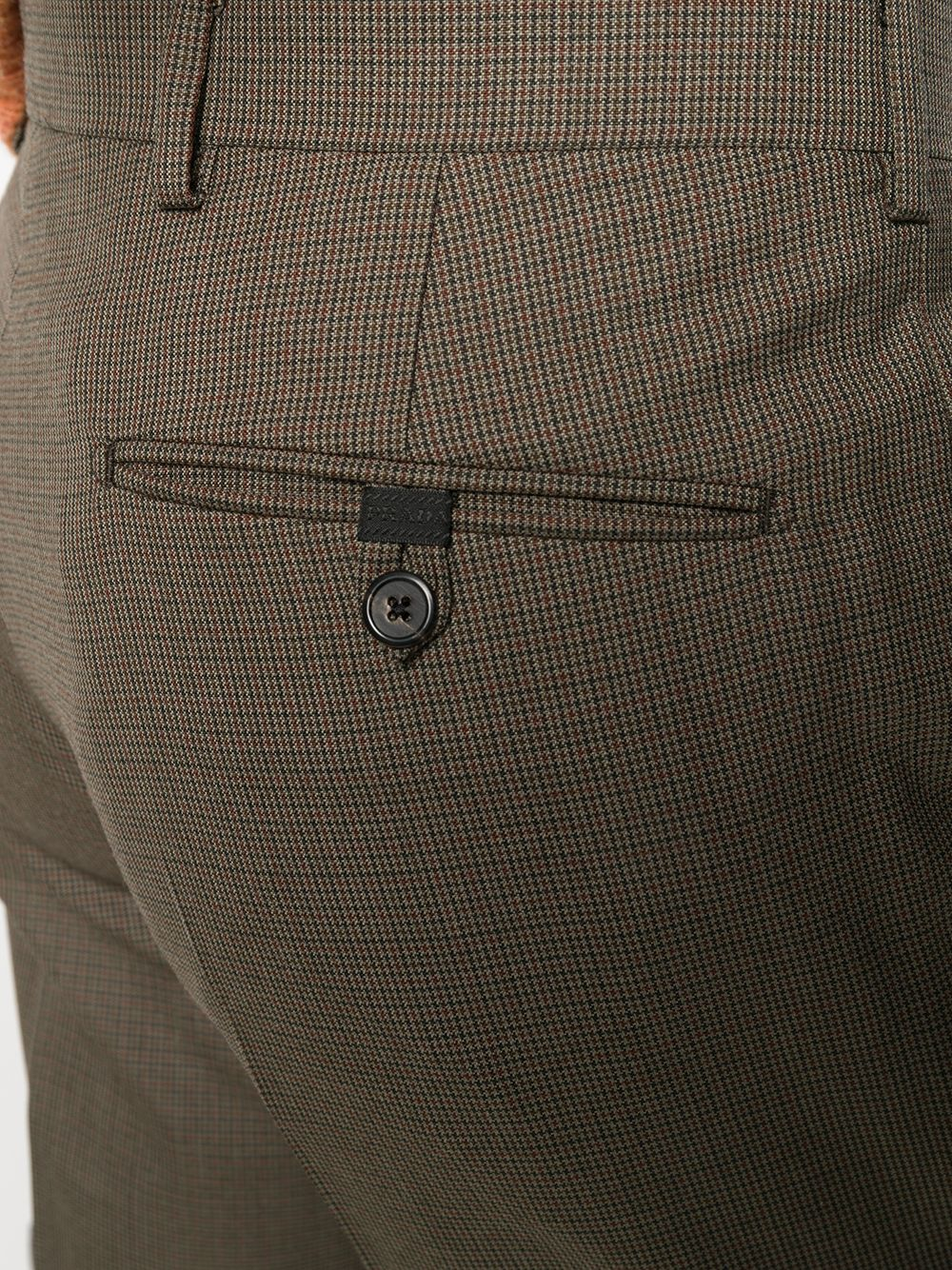 Picture of Prada | Trousers Wool