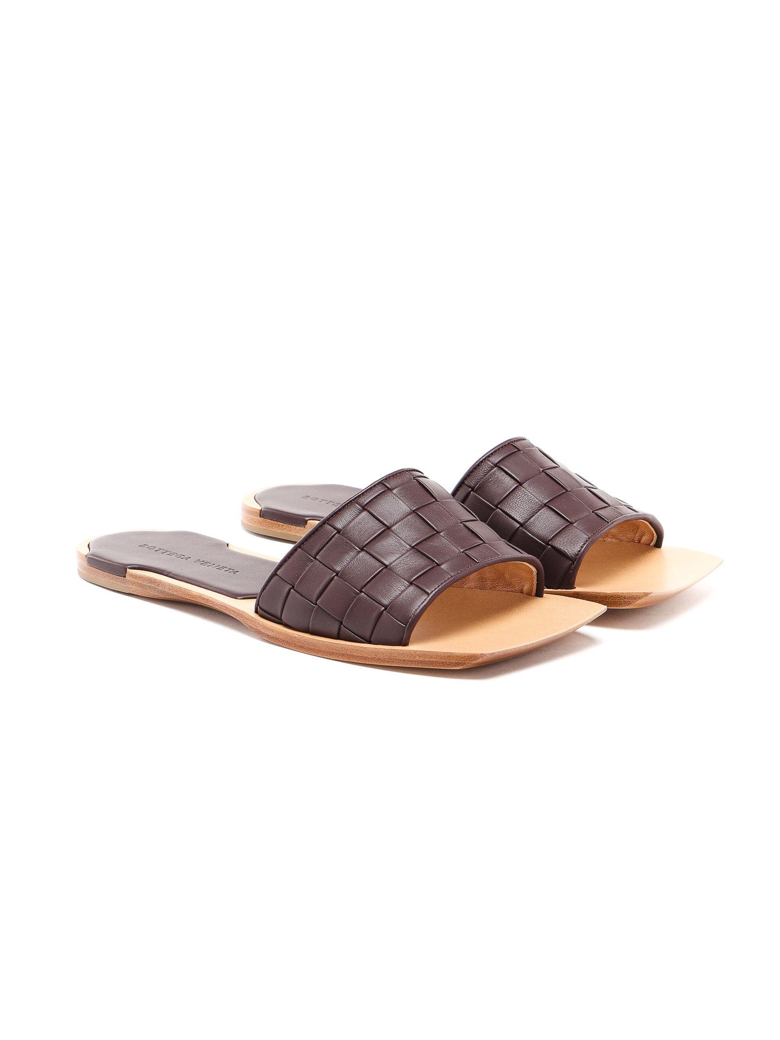 Picture of Bottega Veneta | Flat Sandal