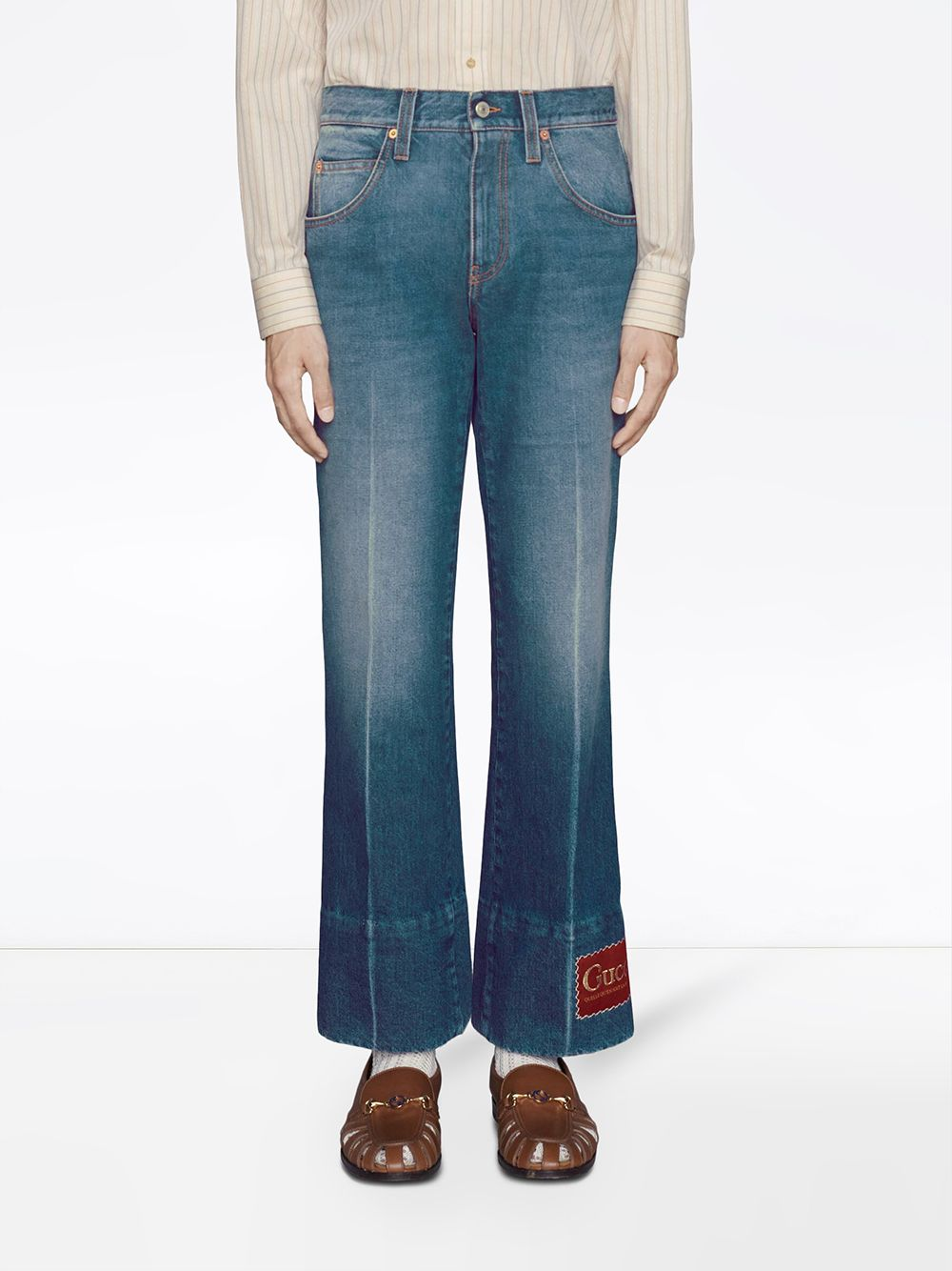 Picture of Gucci | Jeans W/Label