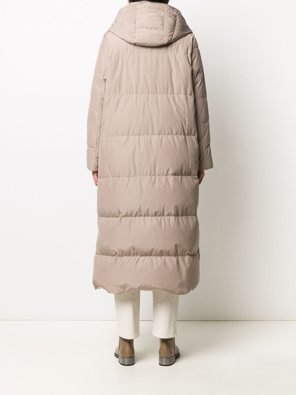 Picture of Brunello Cucinelli   Long Padded Jkt
