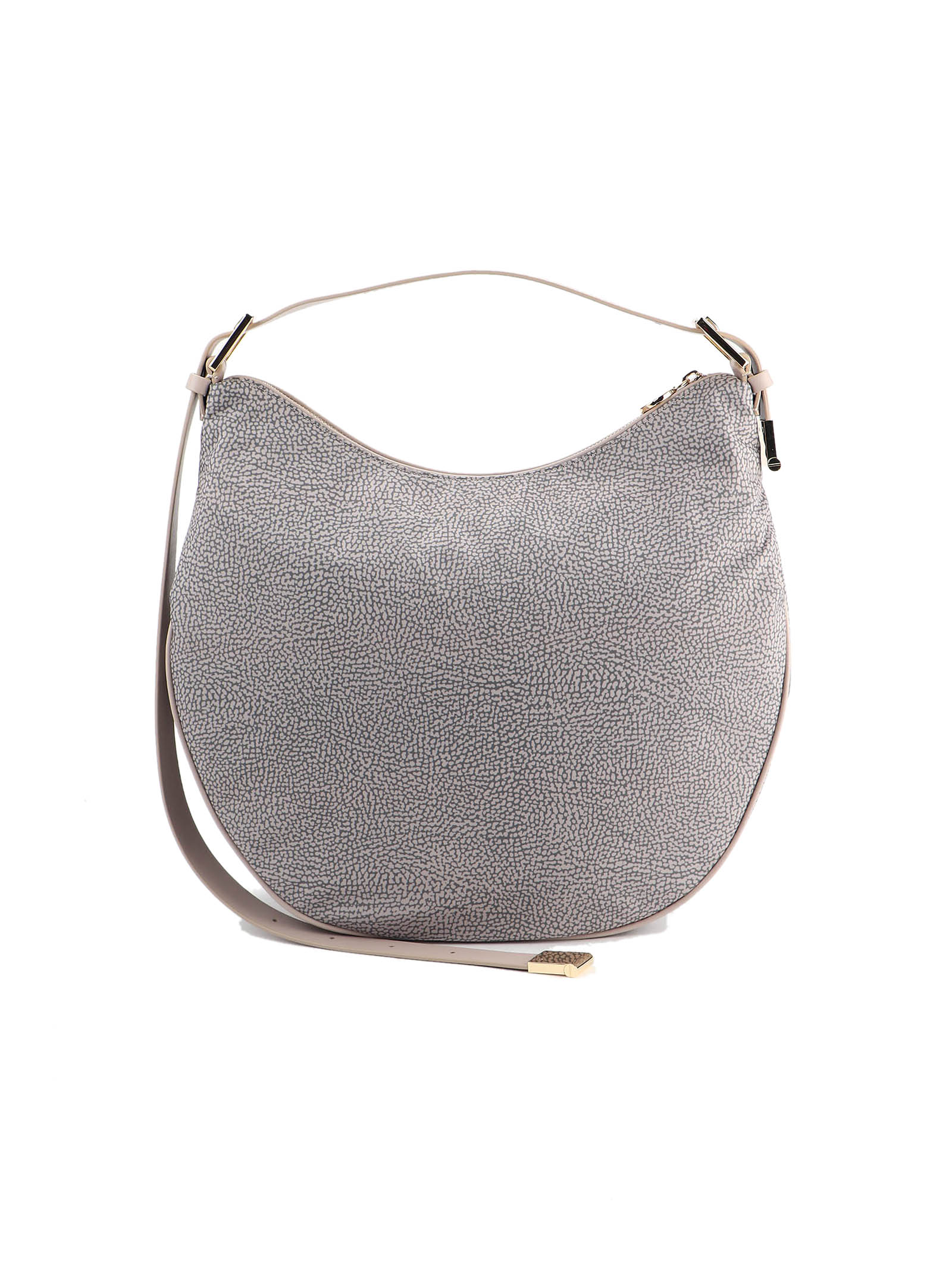 Picture of Borbonese | Hobo Bag Large