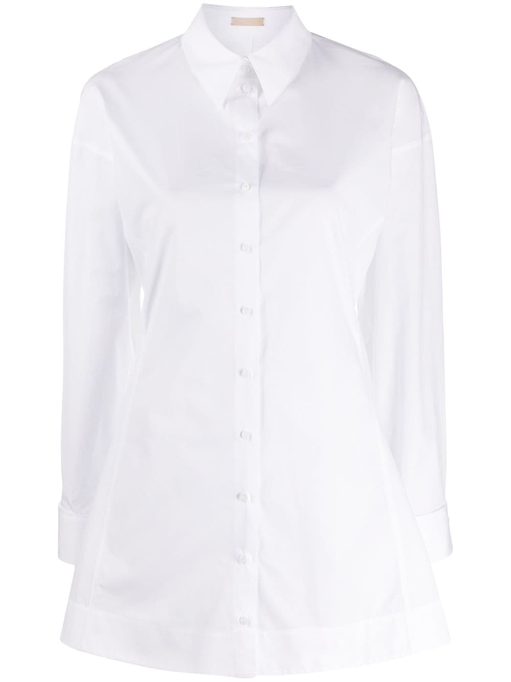 Picture of Alaia   Shirt Popeline
