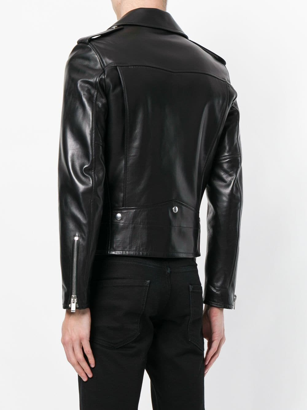 Picture of Saint Laurent | Classic Motorcycle Jkt