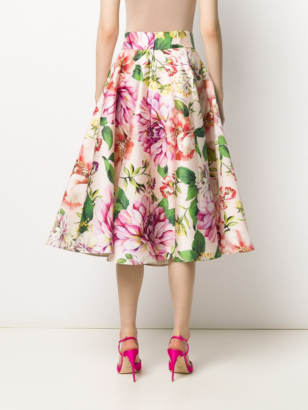 Picture of Dolce & Gabbana | Skirt Flowers
